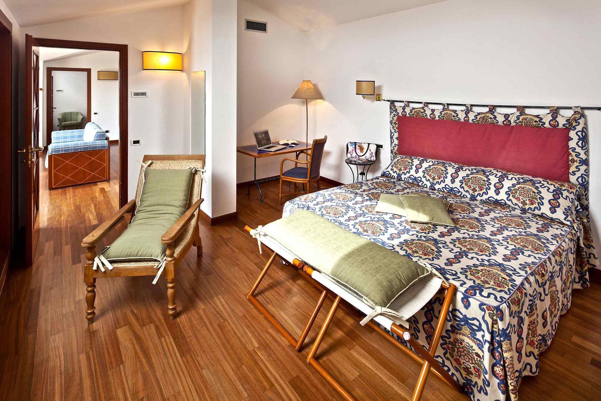 Zimmer des Thermenhotels Villa Undulna
