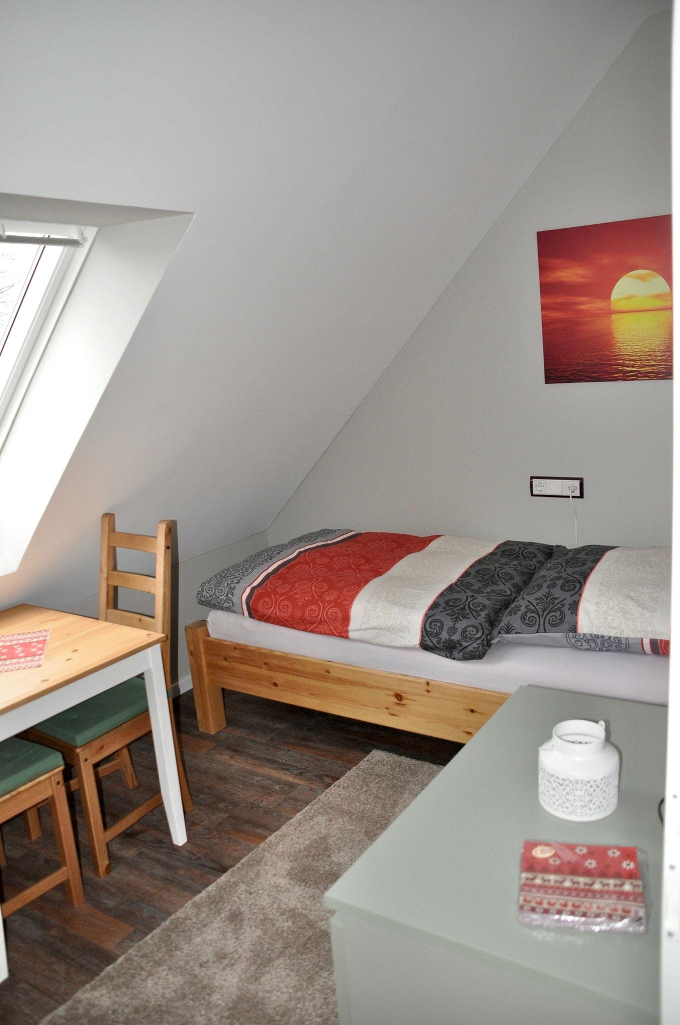 Bett Zimmer 3