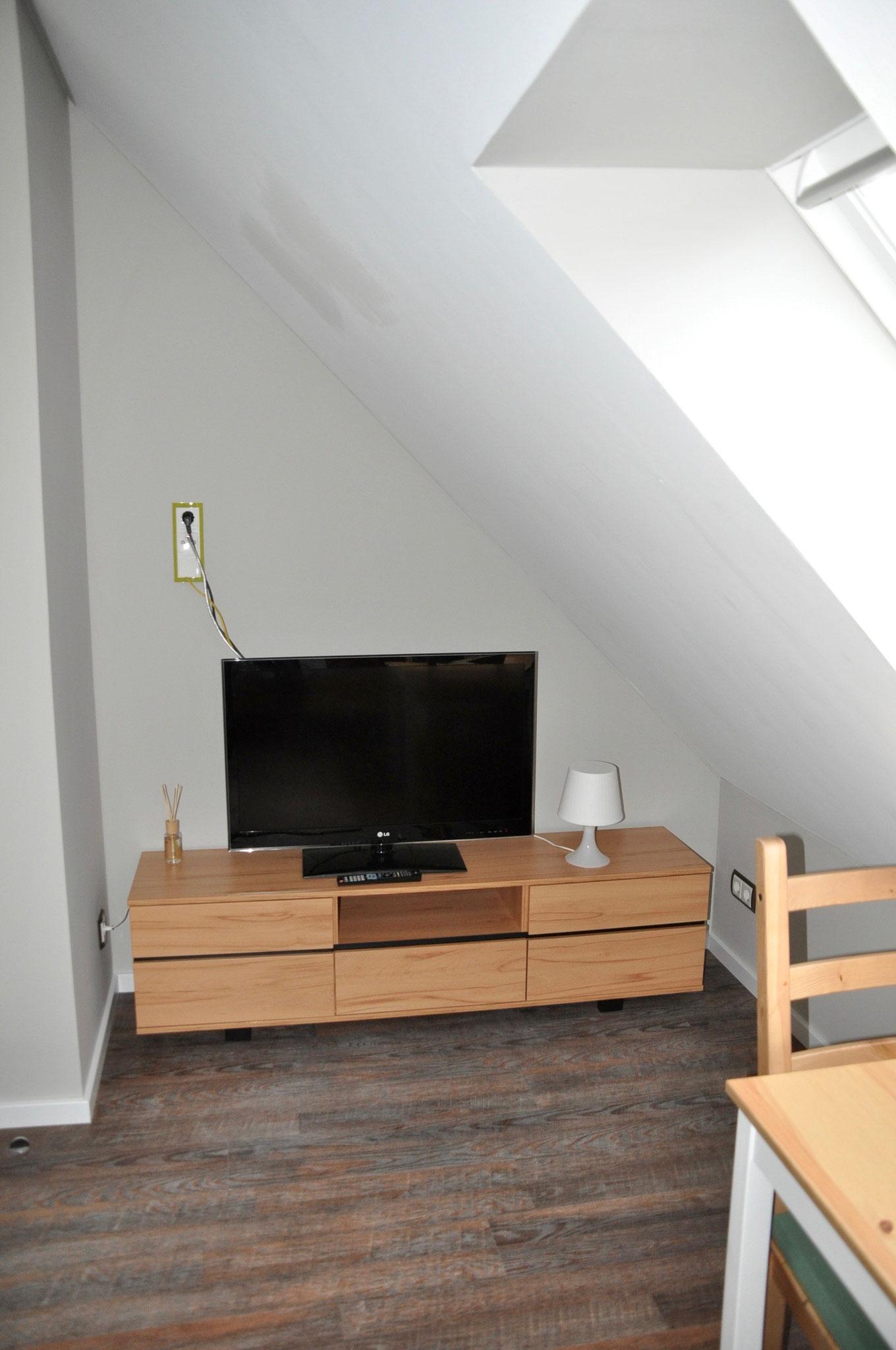 Smart TV Zimmer 3