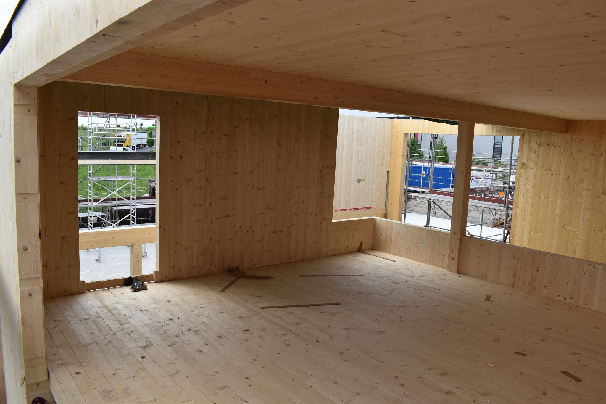 Bauteil 5 - Galerie
