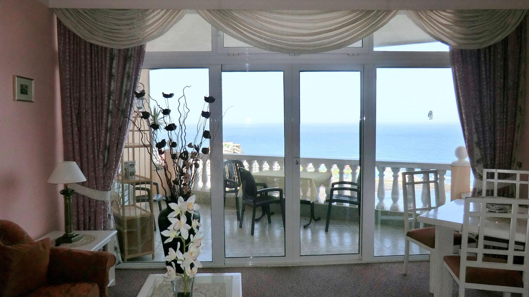 De Luxe Ferienwohnung - Apartmenthaus Ikarus Teneriffa