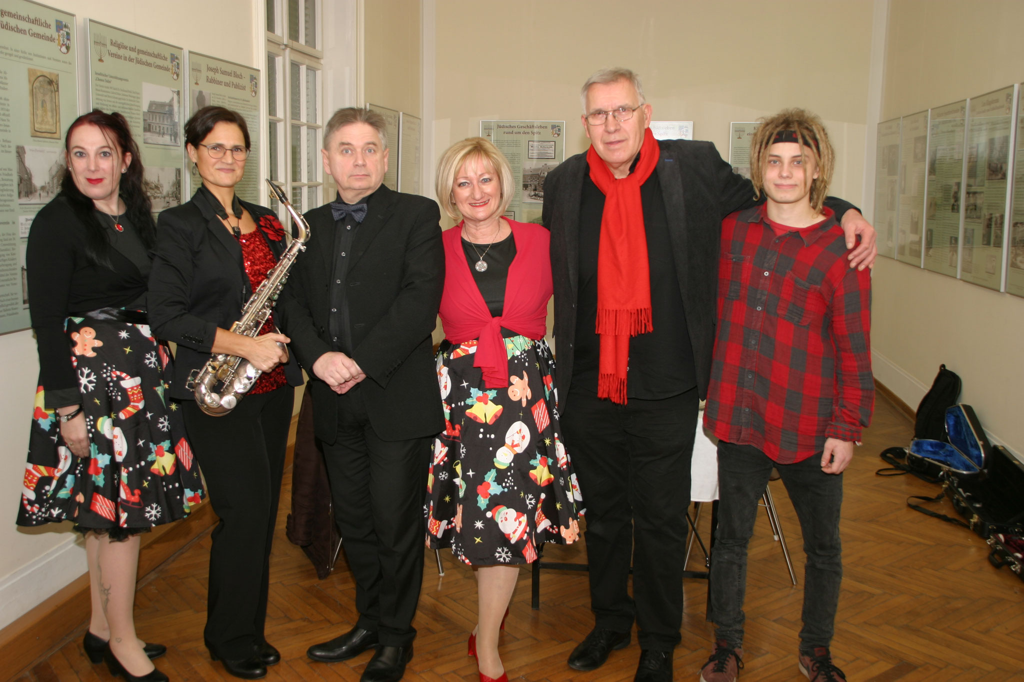 S(w)inging Christmas in Bezirksmuseum Floridsdorf