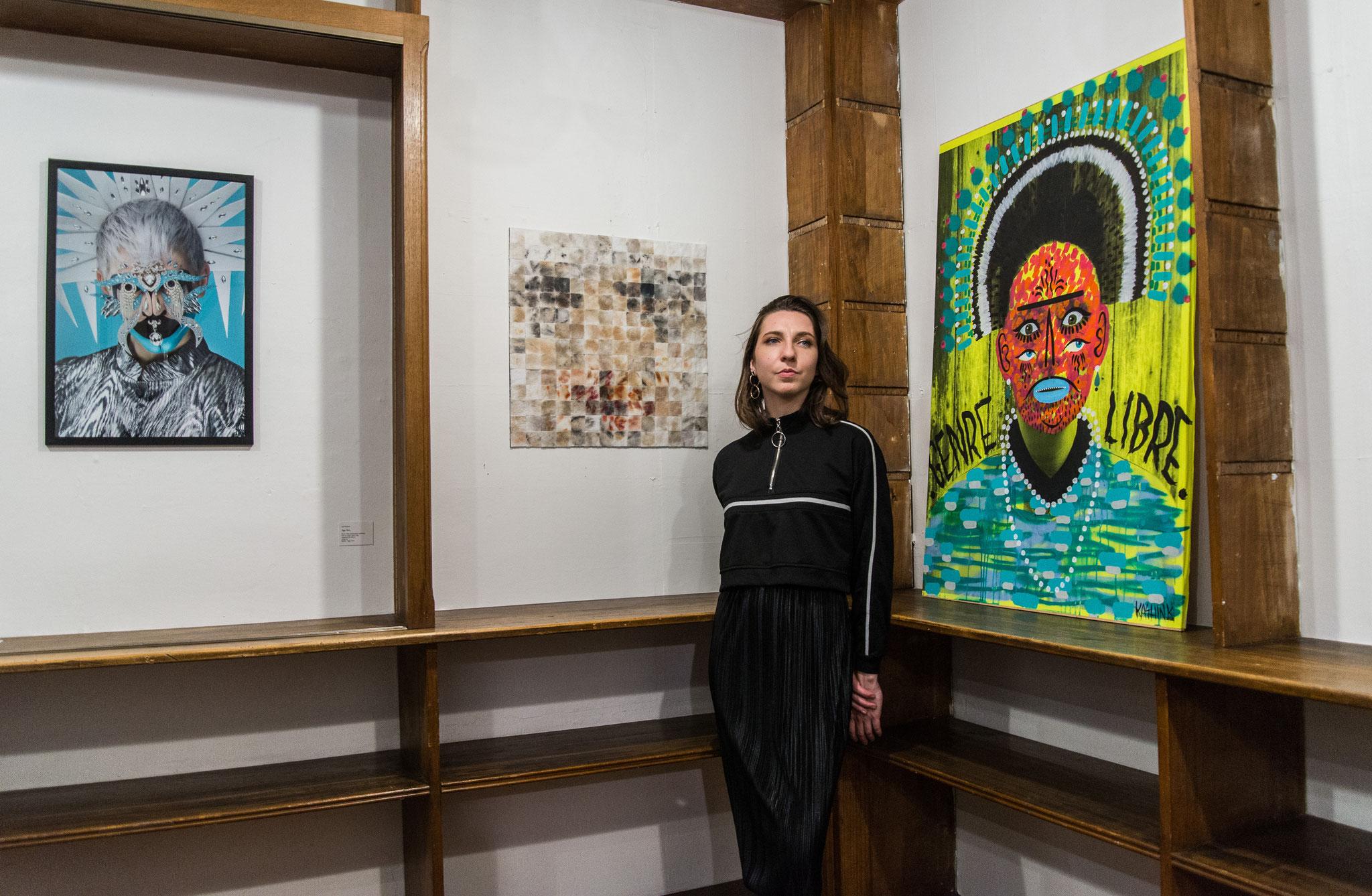 Lélia, Artistes, Paris 2019