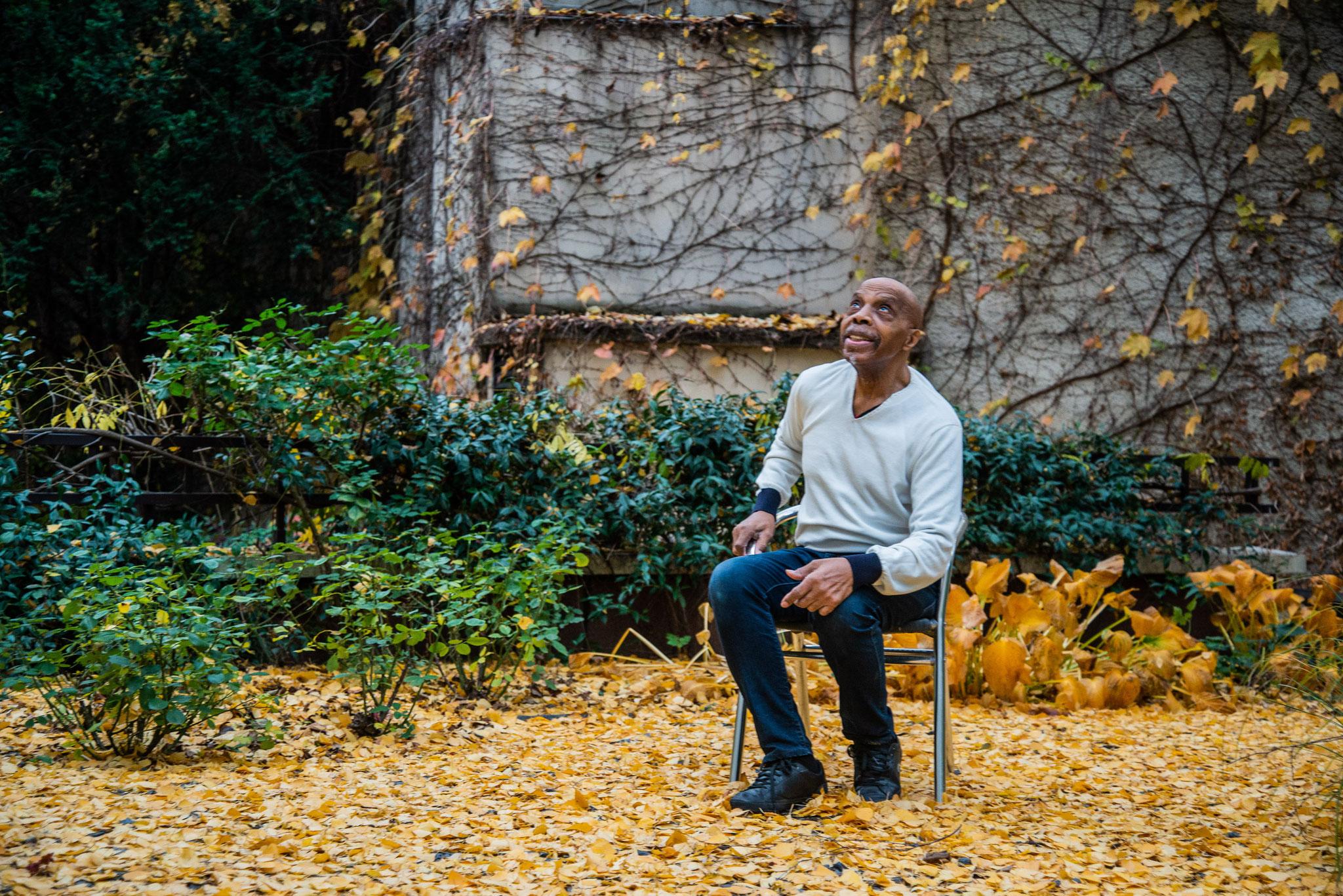 Derek Martin, Portrait, Léo Derivot, Paris, 2019