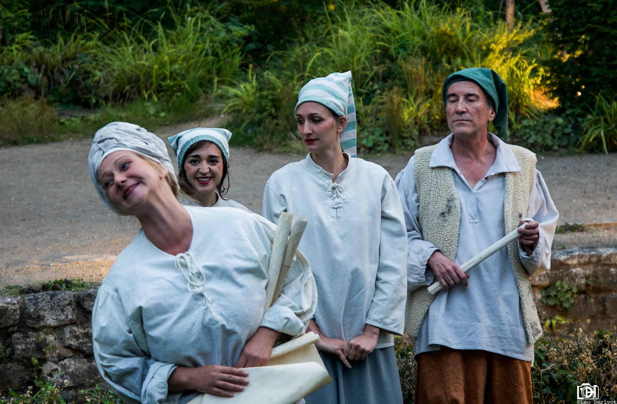Le songe d'une nuit d'été, adaptation Carine Montag, 2017