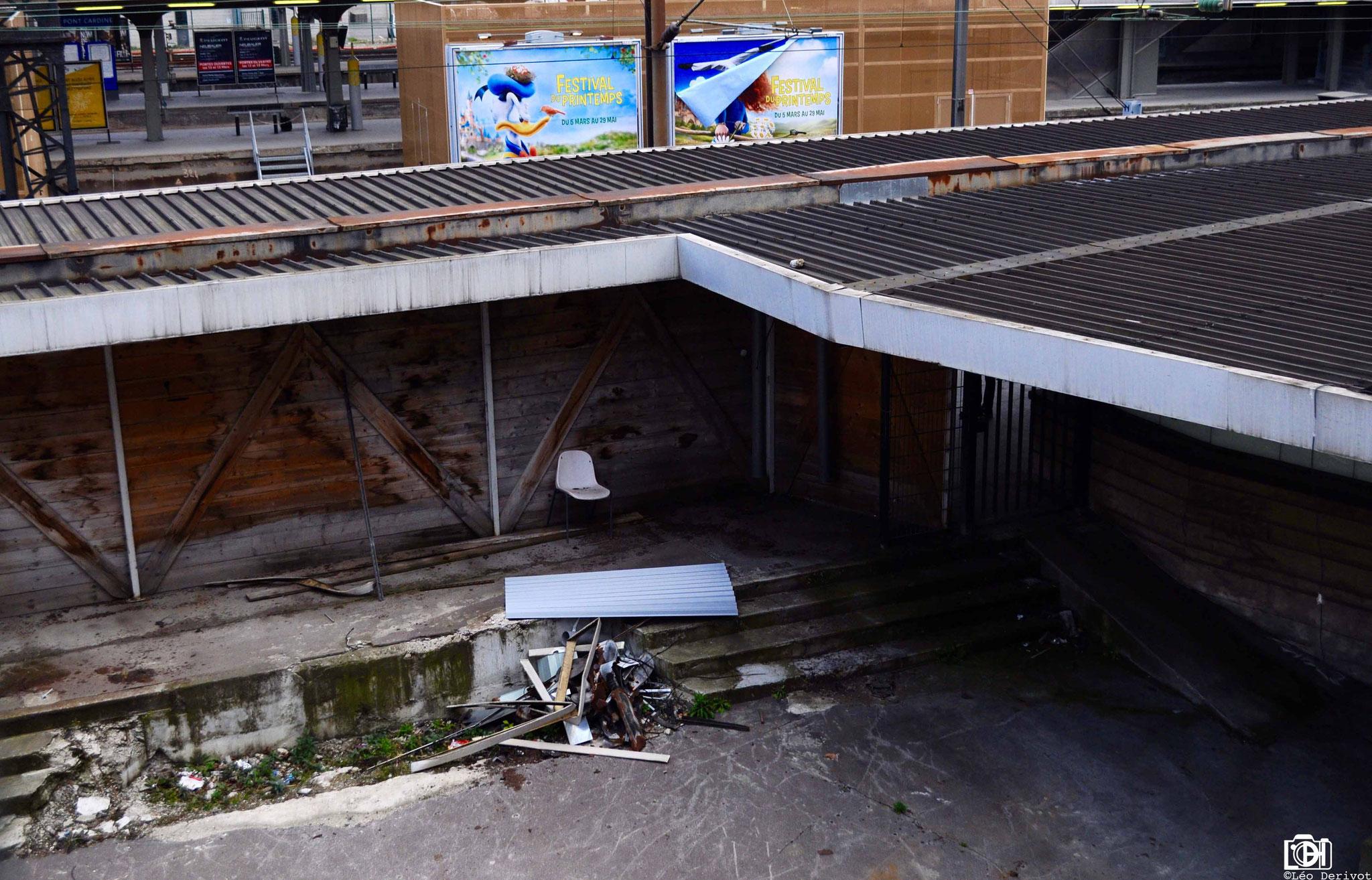 Pont Cardinet, 2017