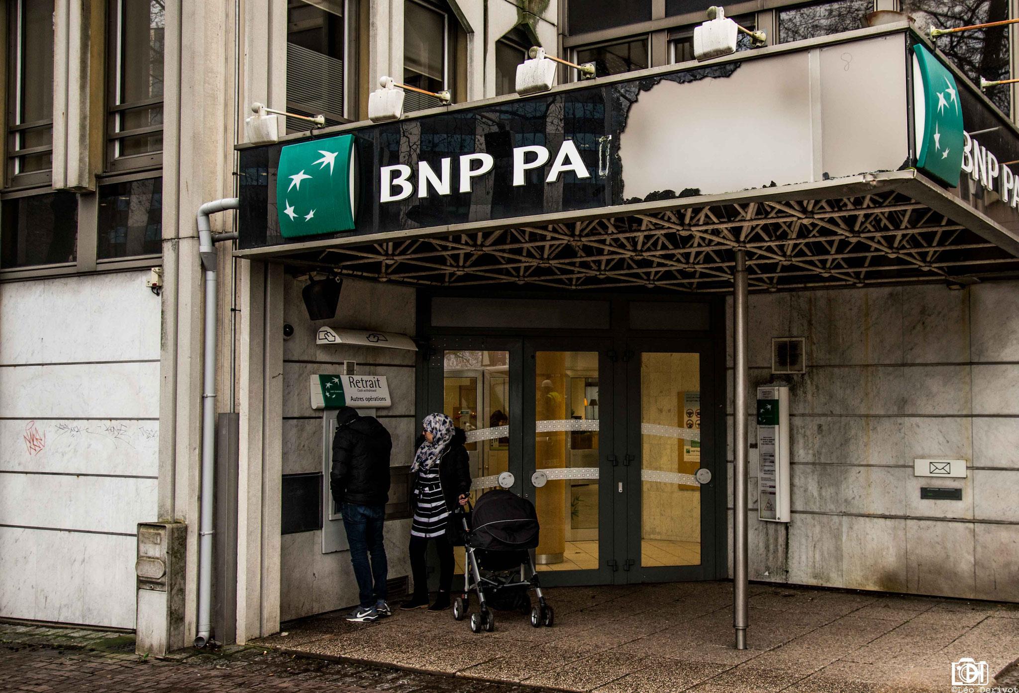 BNP, Rouen, 2018
