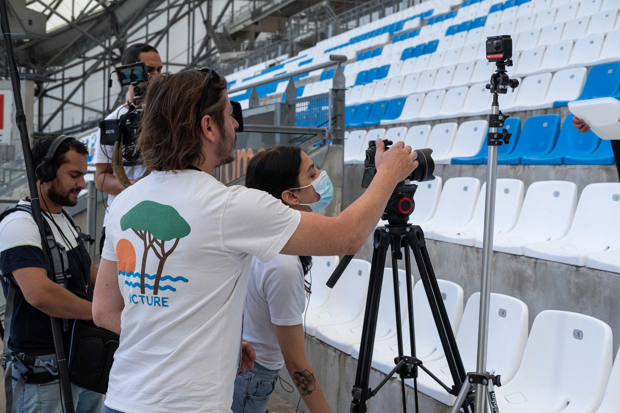 Manifesta 13, Vélodrome, Marseille, 2020