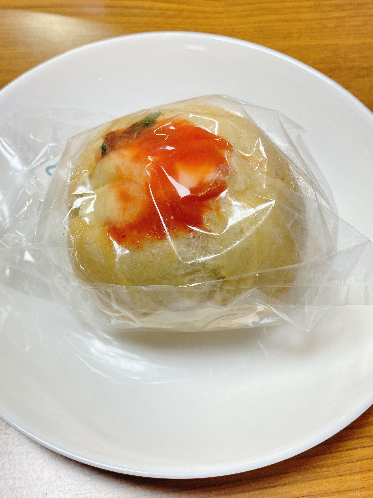 明太ポテサラサンド