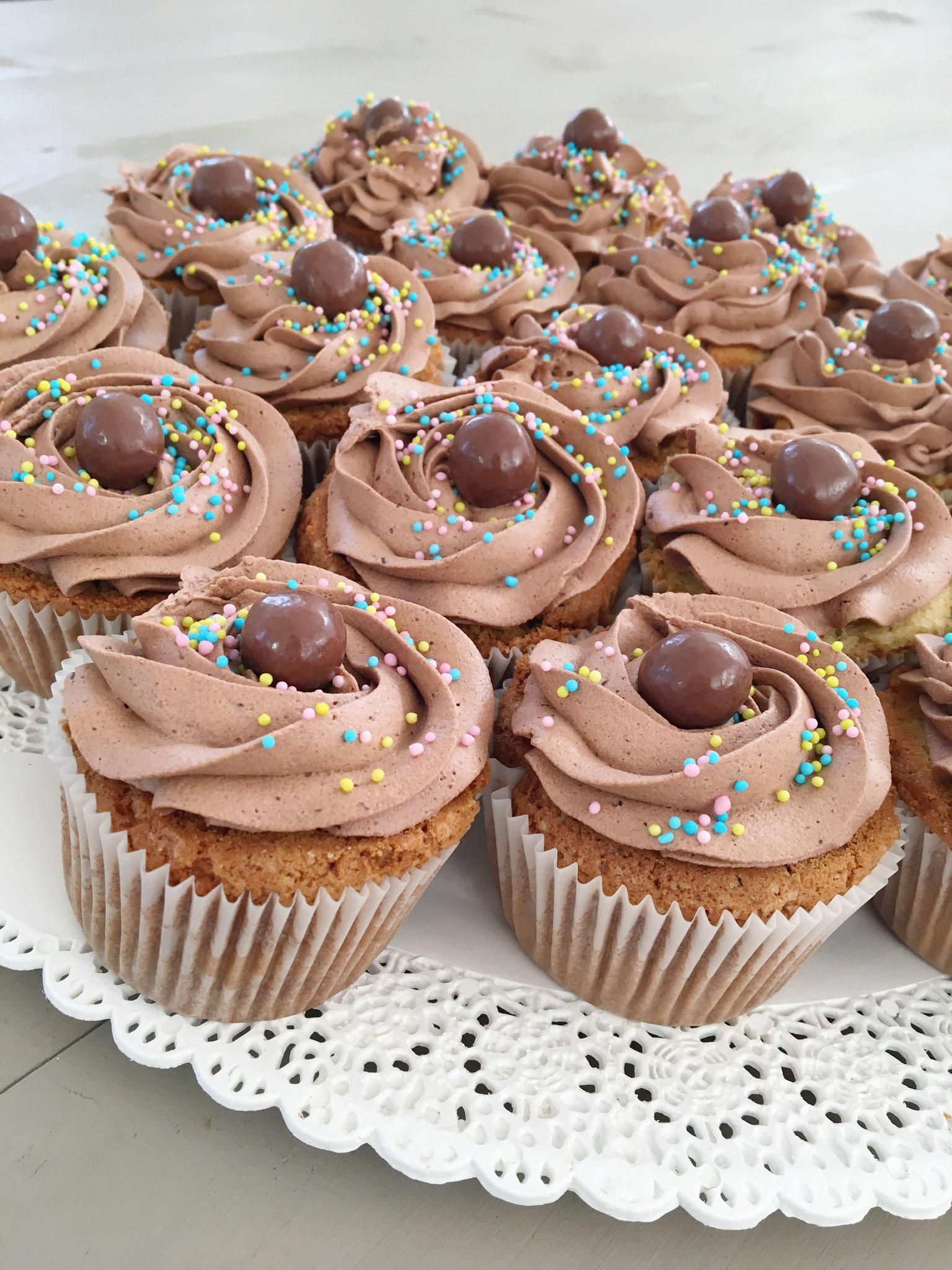 Cupcakes Glaçage Kinder