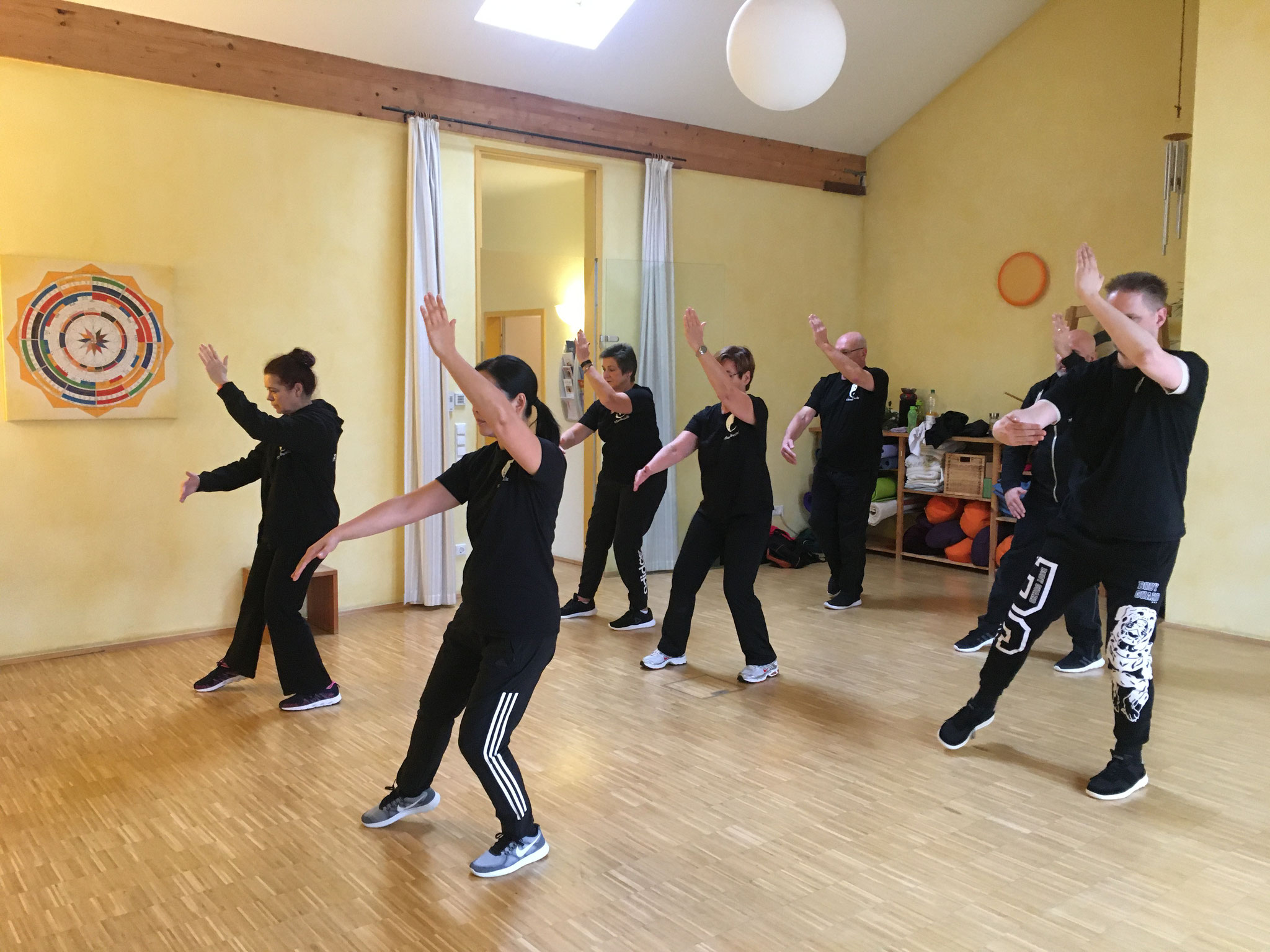 Tai Chi Workshops 2019