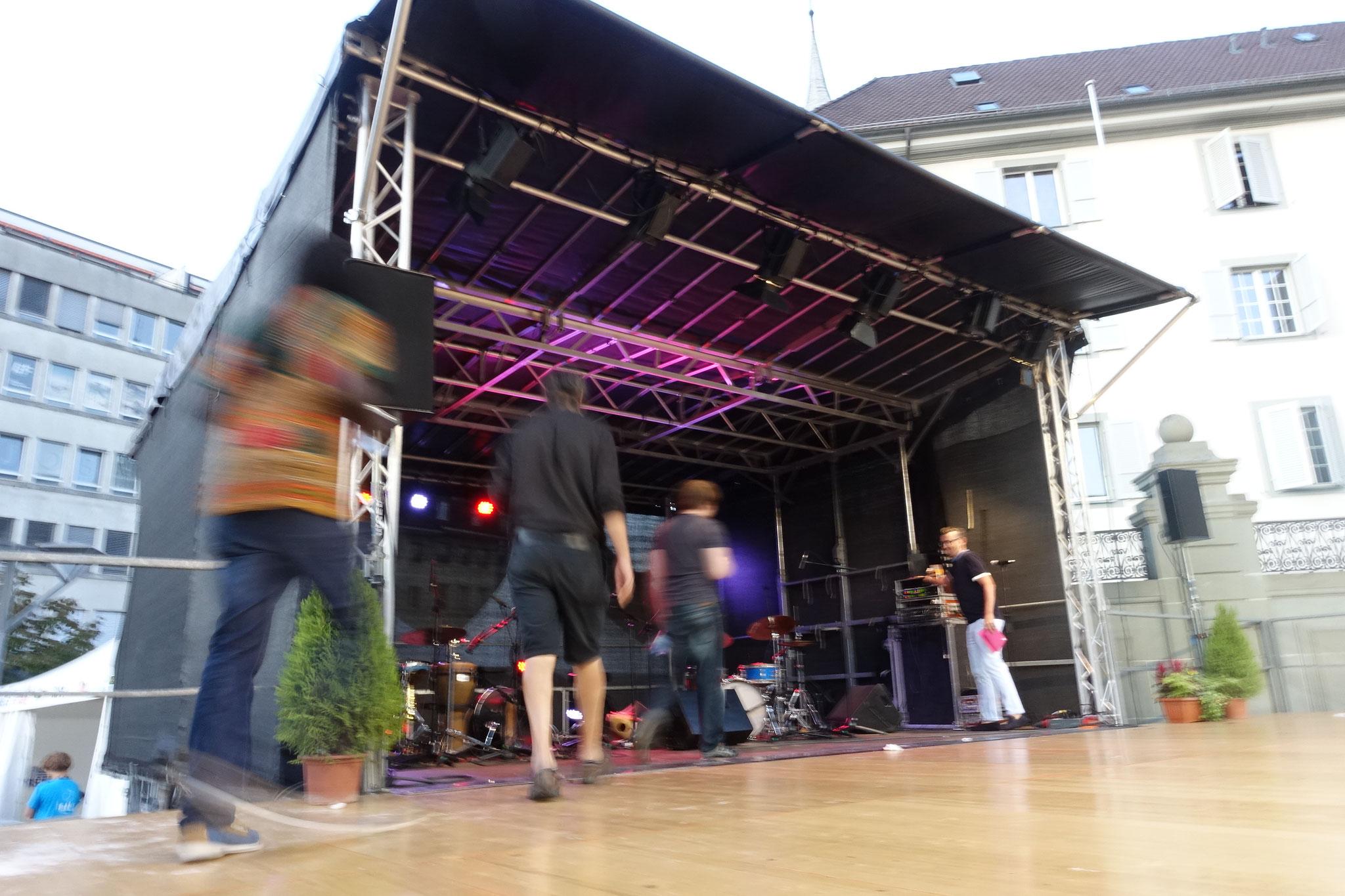 CHOUF International Folklore Festival - Friboug 15.8.2018