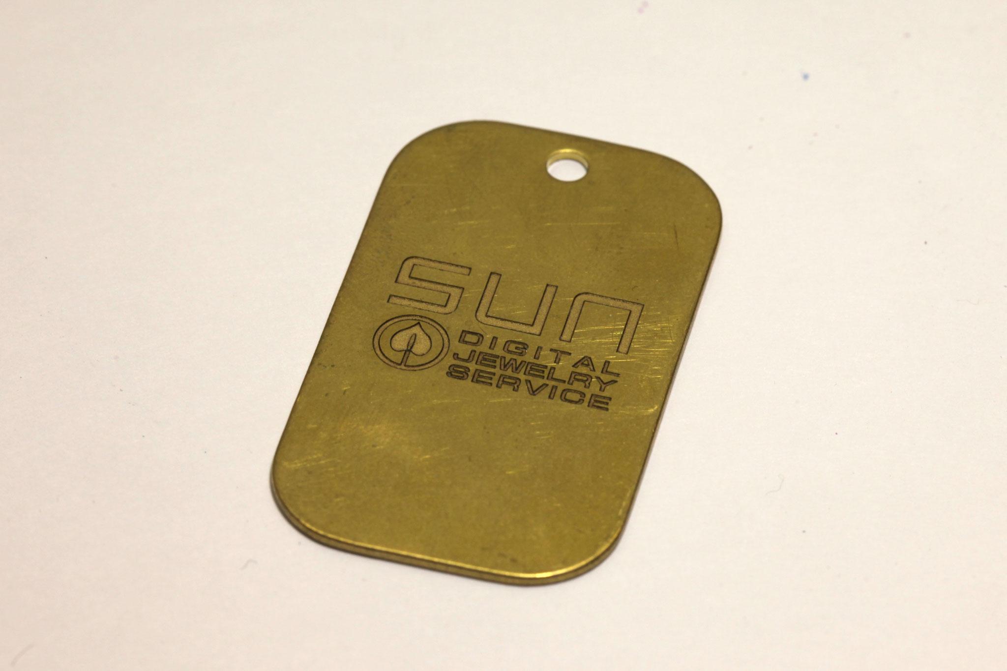 12mm×19mm浅彫り データ処理2,000円 マーキング500円から