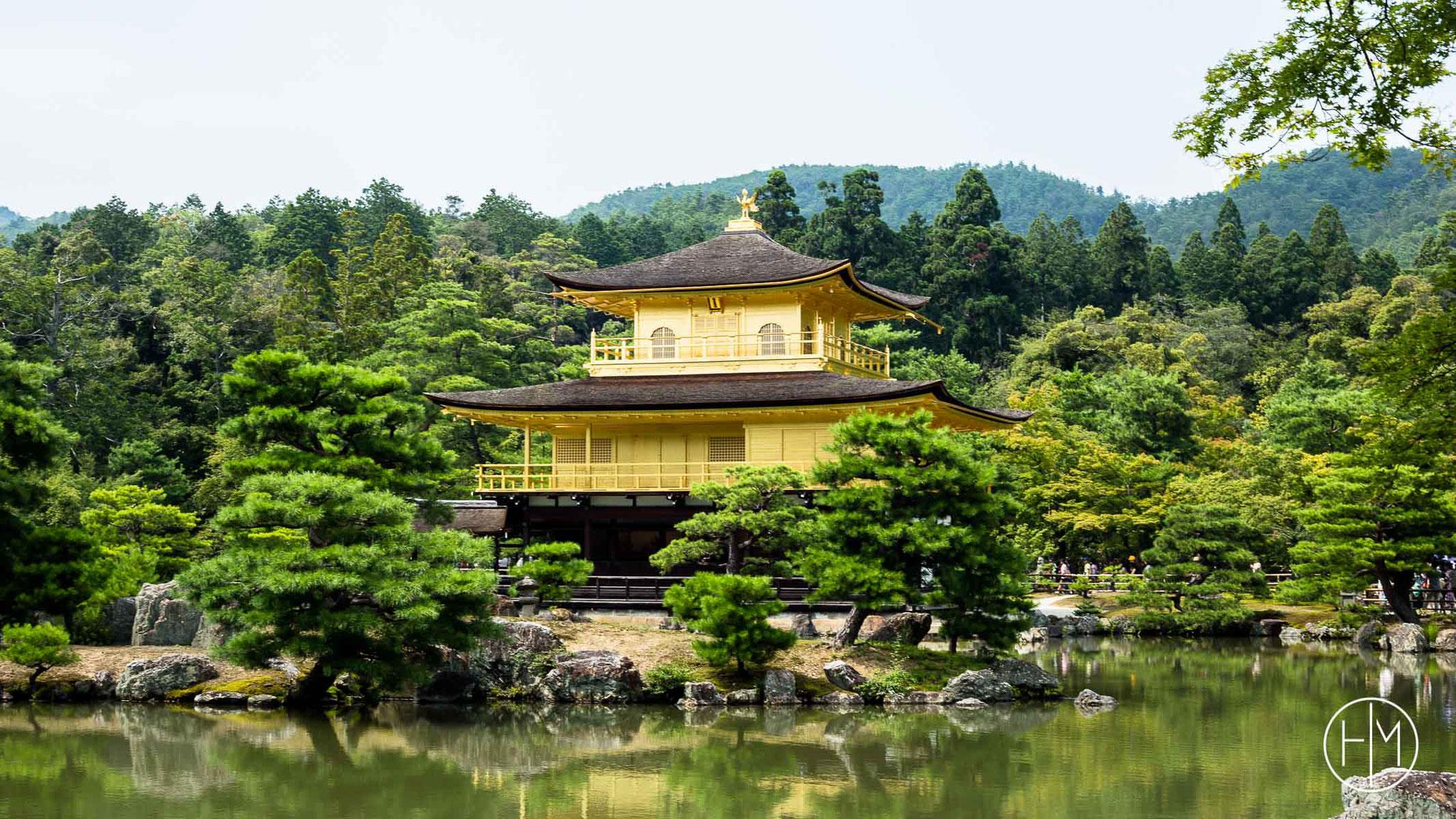 Kinkaku-ji ou Pavillon d'Or Kyoto
