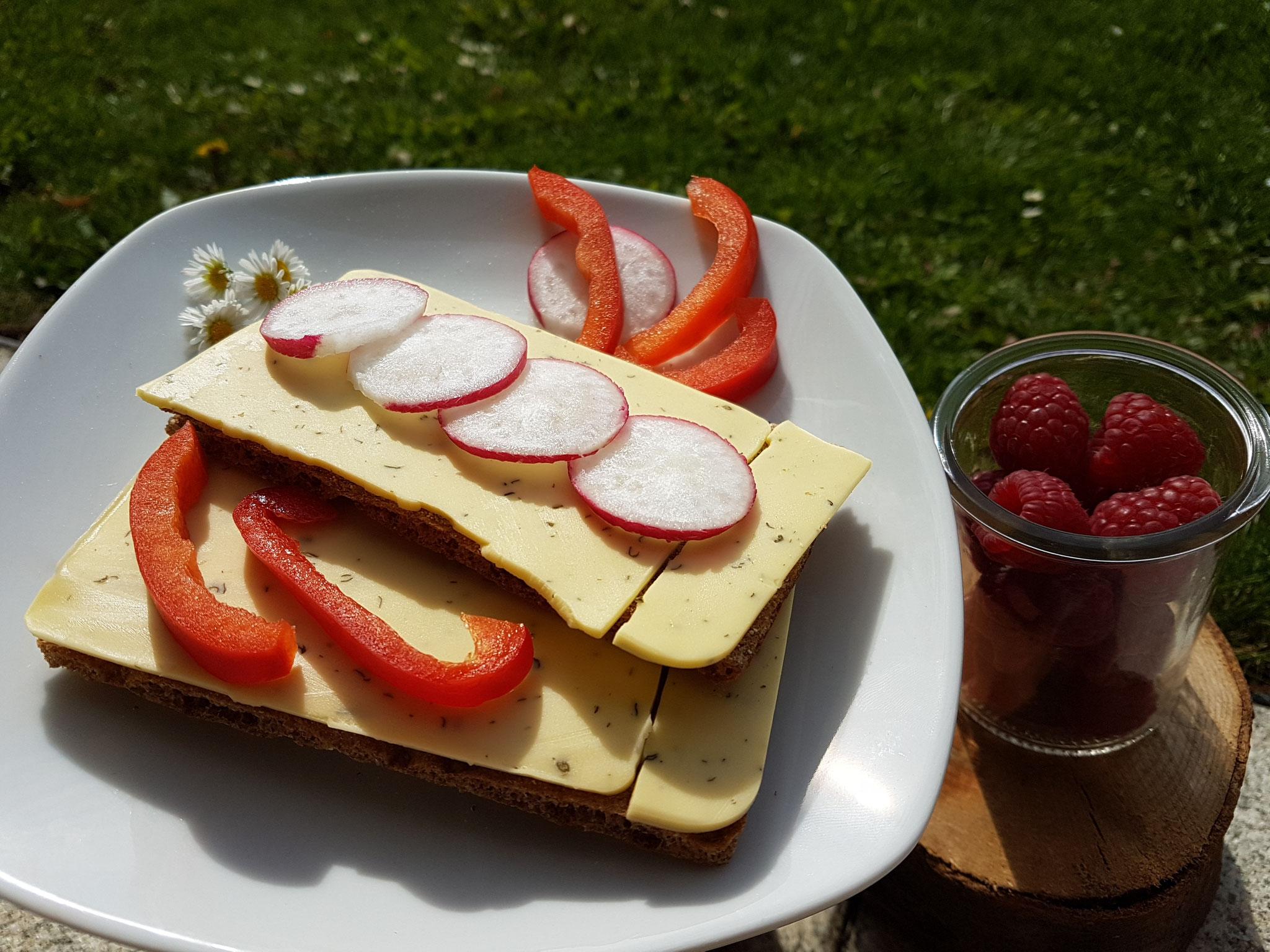 Kleines Frühstück mit Simply V