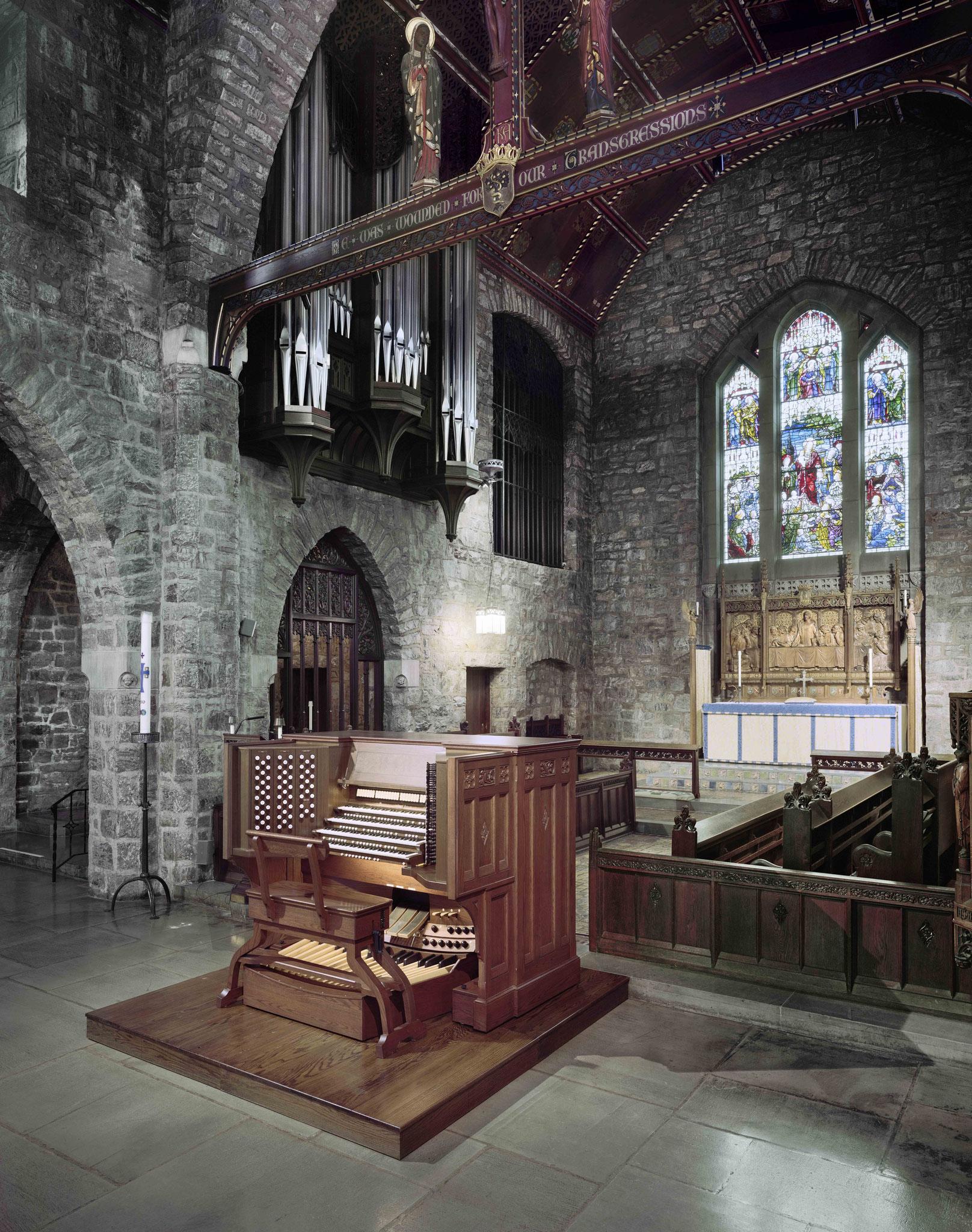 Christ Church, Bronxville, NY