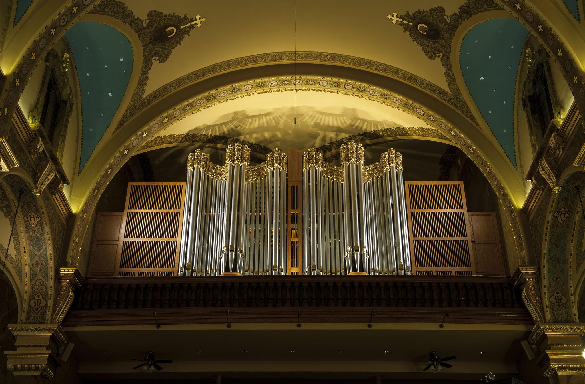 Église Saint-John-Cantius, Chicago, IL