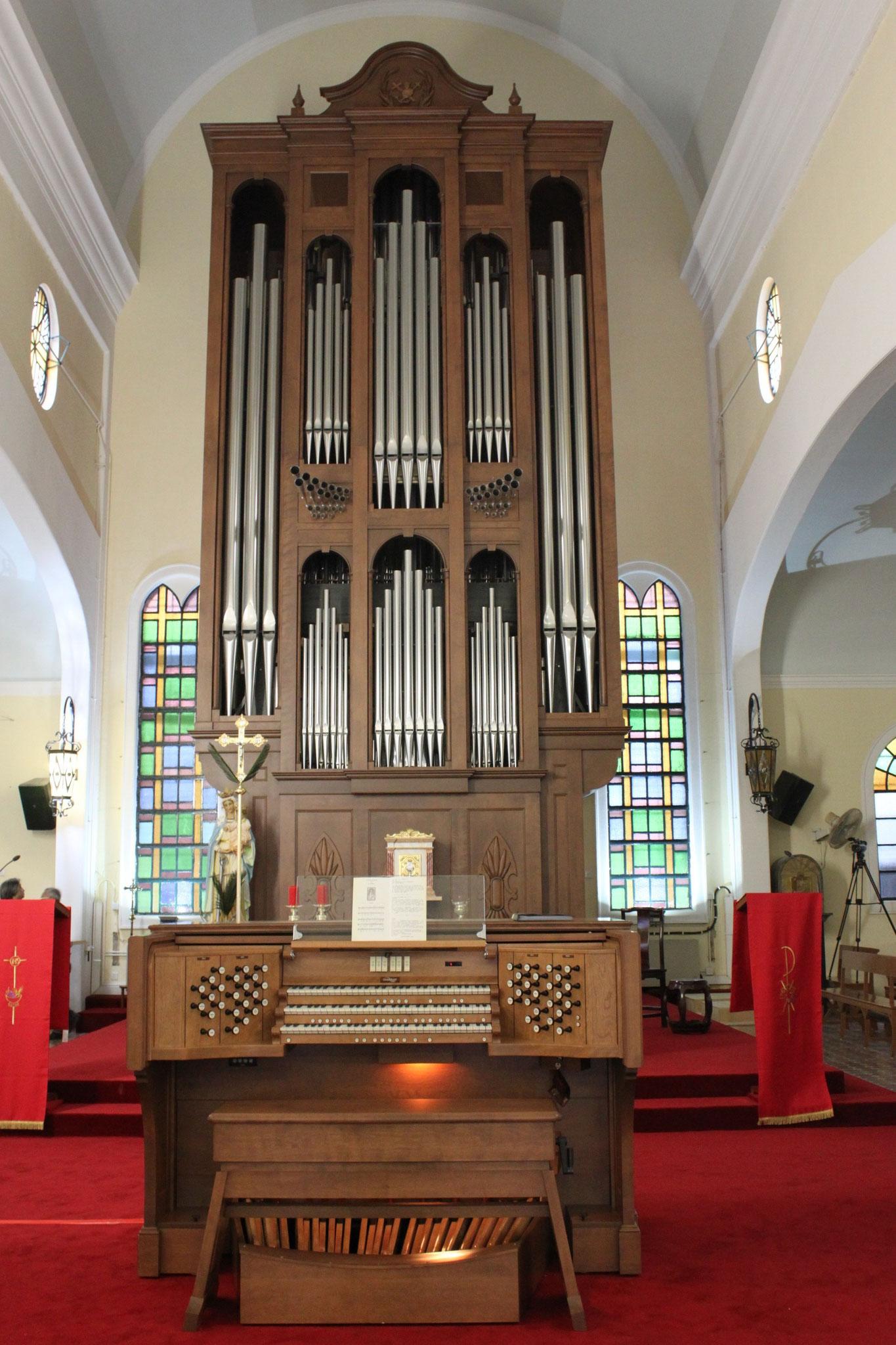 Igreja de Sao Lazaro, Macau