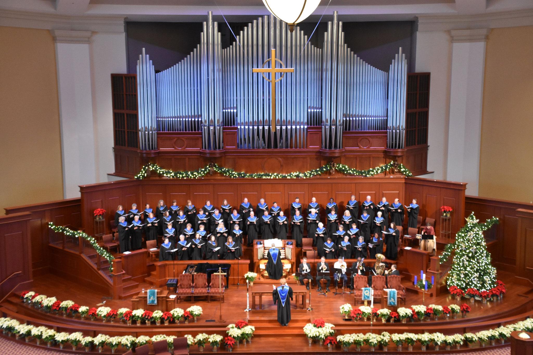 John's Creek UInited Methodist Church, Duluth, GA