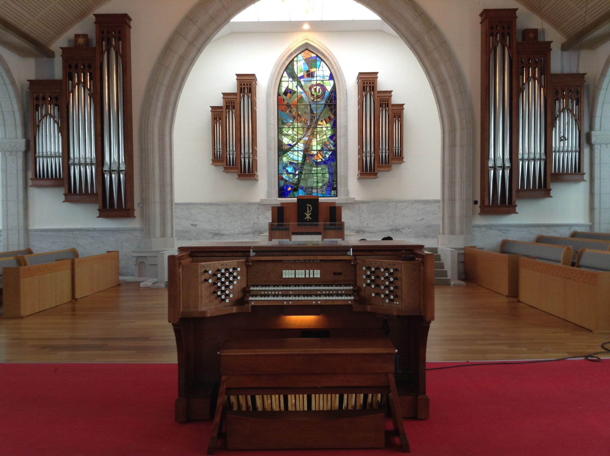 Dongshin Presbyterian Church, Seoul, South Korea