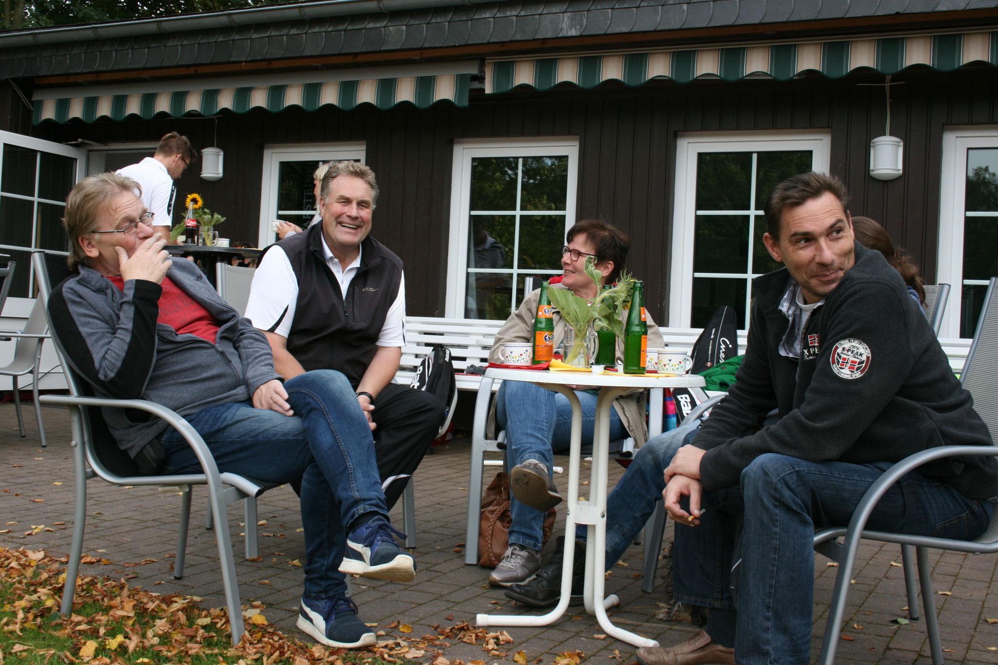 Wolfgang Haferkemper informierte interessierte Eltern