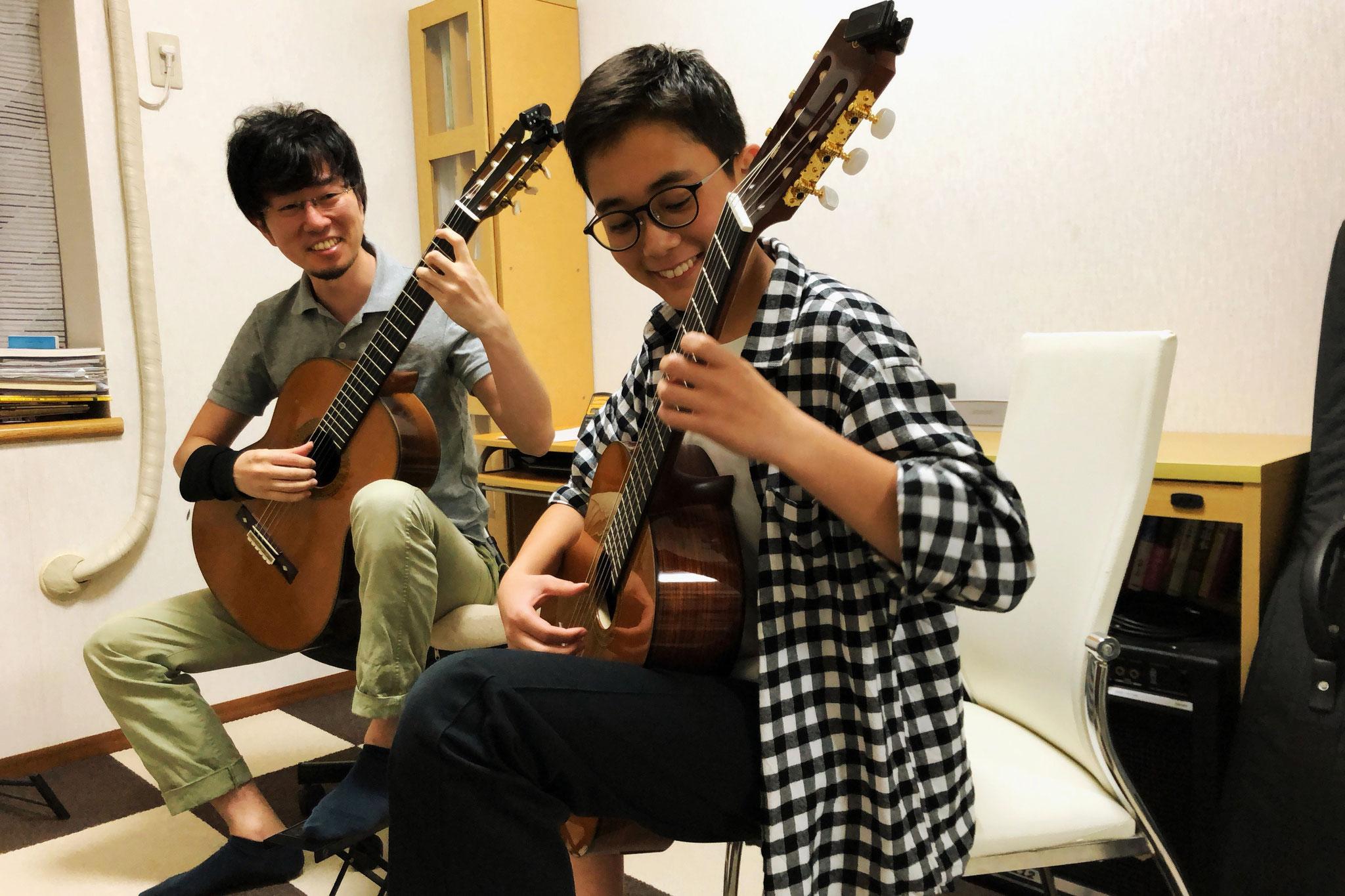 クラシックギター 目標はソルの魔笛を弾けるようになること!