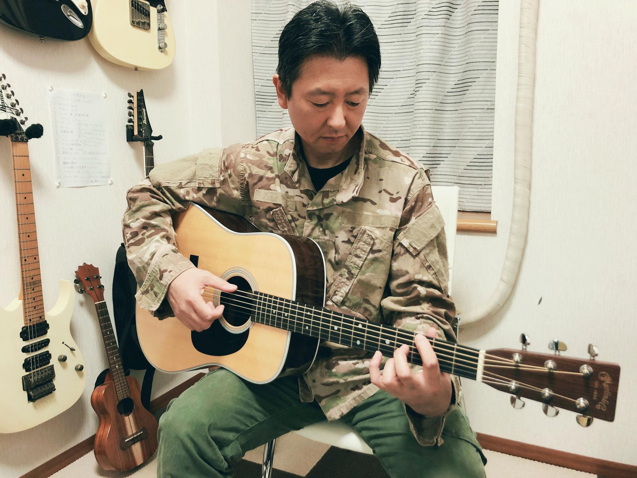 Tritoneアコースティックギター教室 生徒の声 一ノ瀬さん