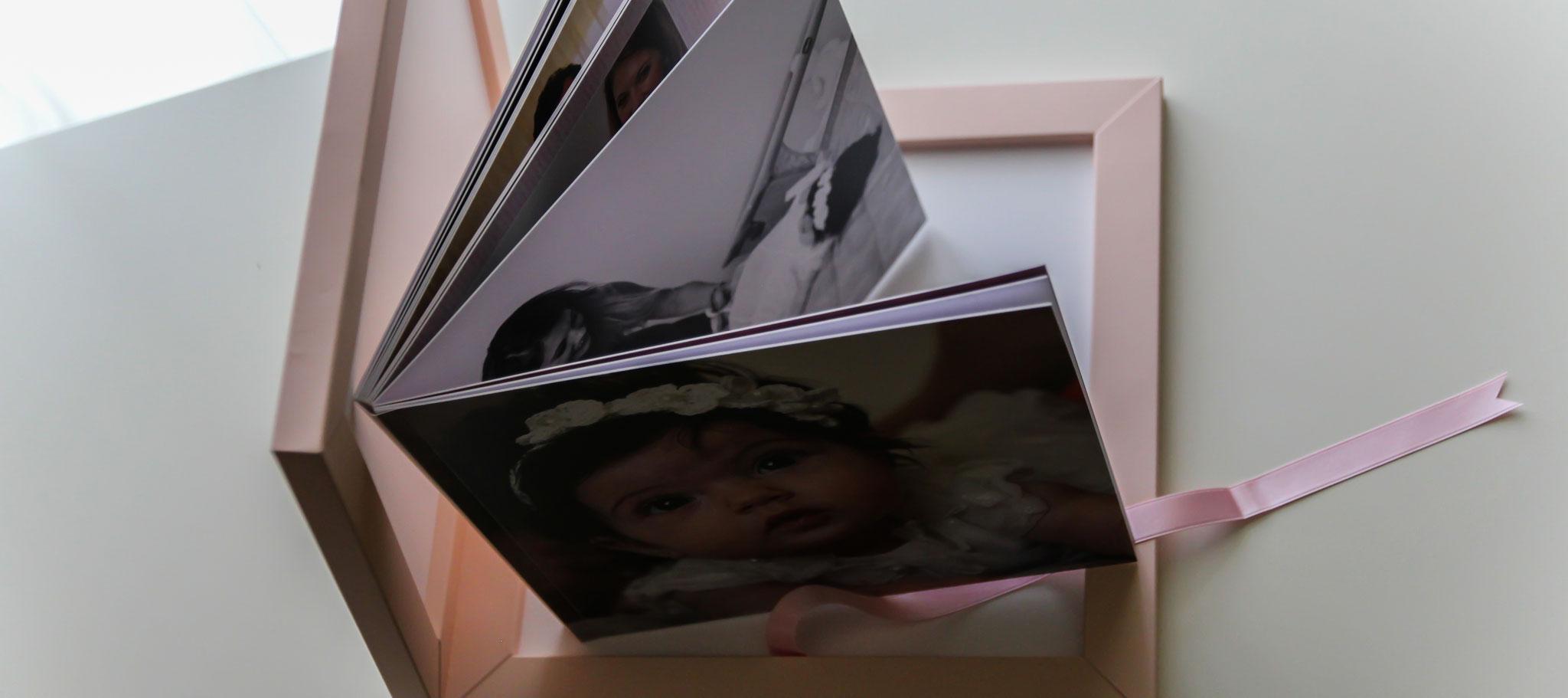 Album battesimo Pavia BabyBook Graphistudio