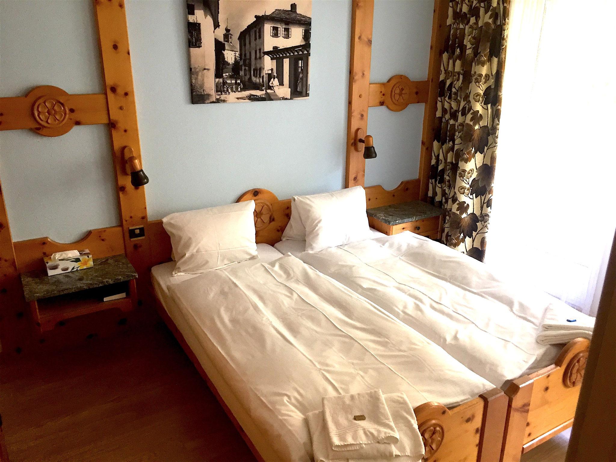 Double room with garten view
