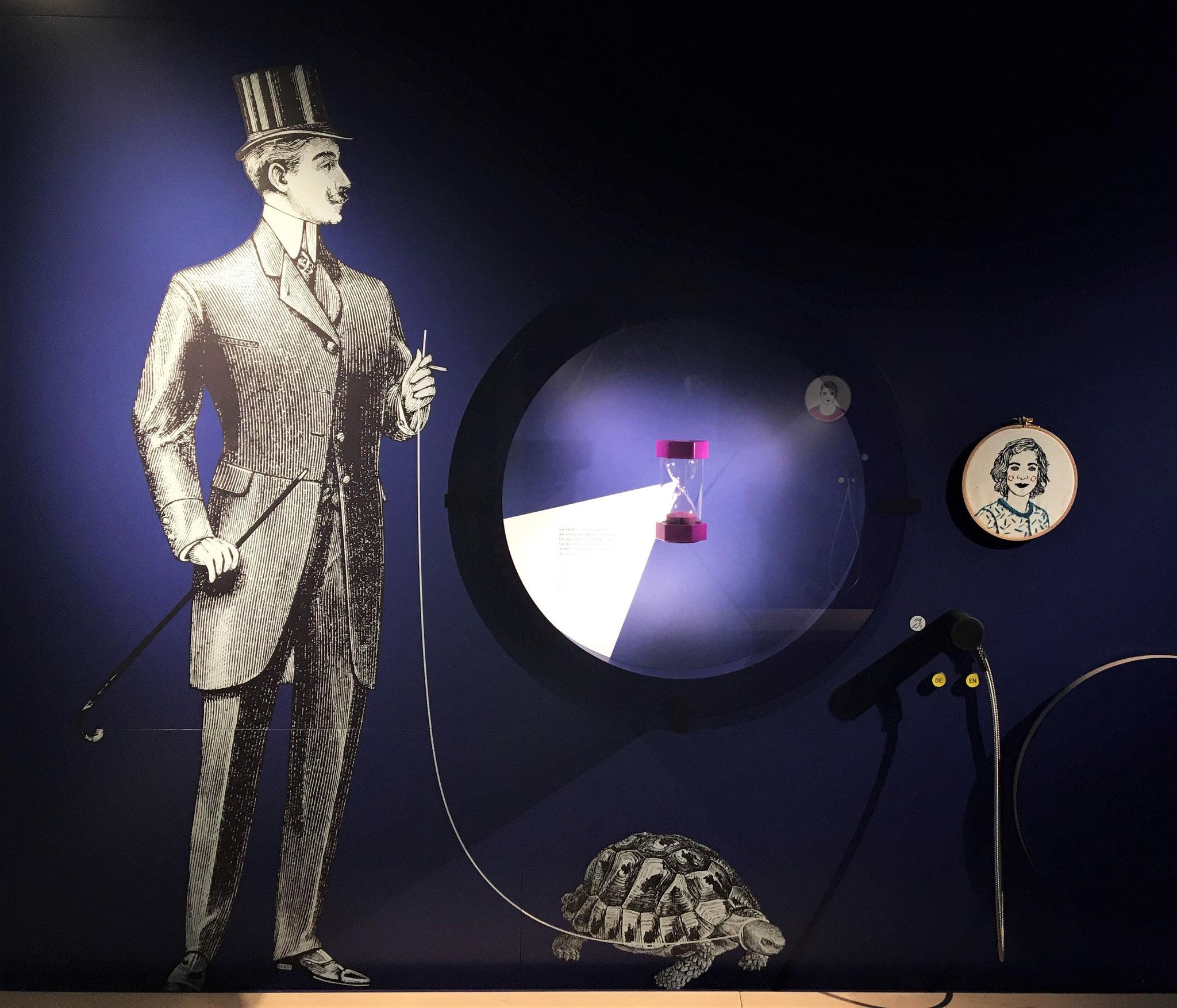 Dauerausstellung im Futurium Berlin