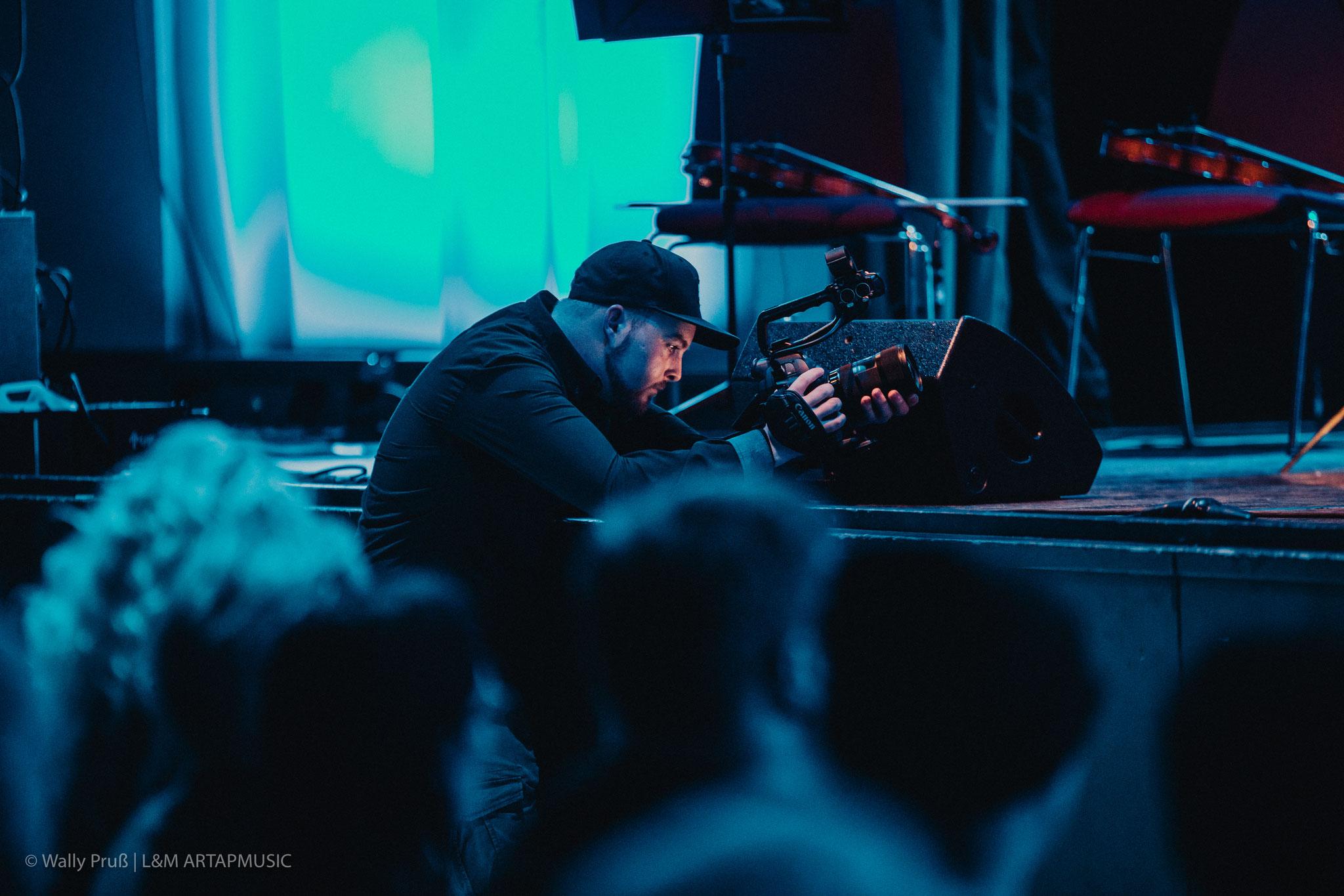 Artur und Band Stadthallenkonzert   04.01.2020 ©Wally Pruss   L&M artapmusic