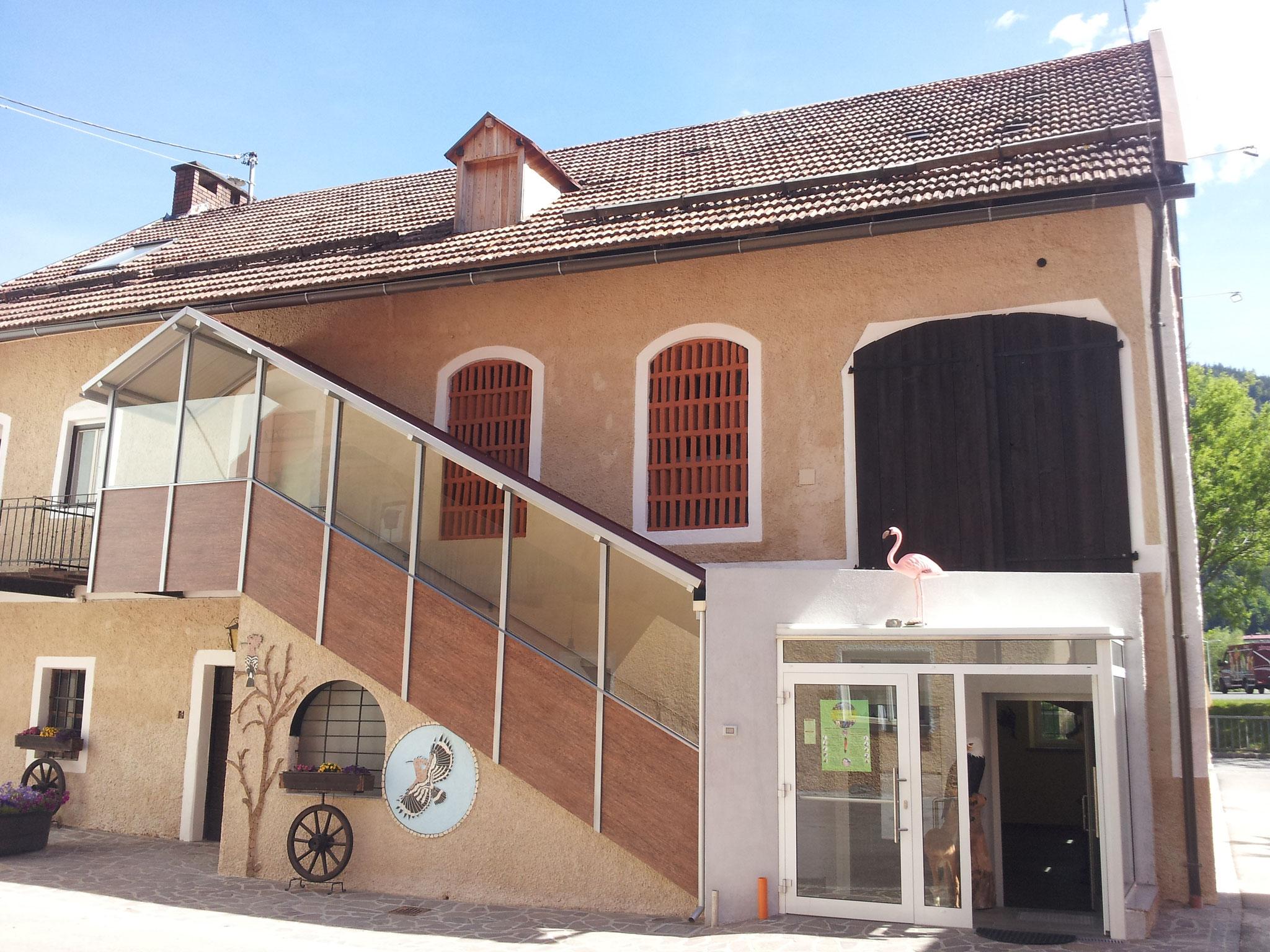 Das Museum im 2017