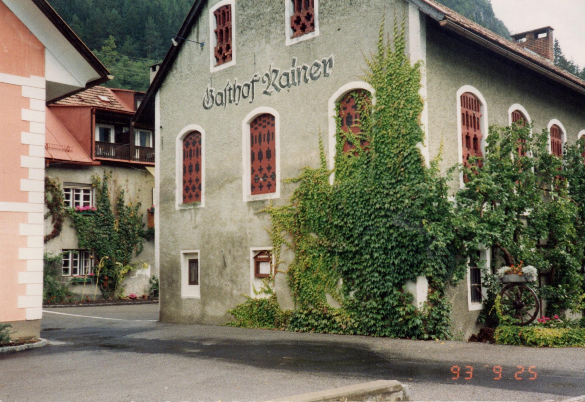 Barn Rainer, 1993