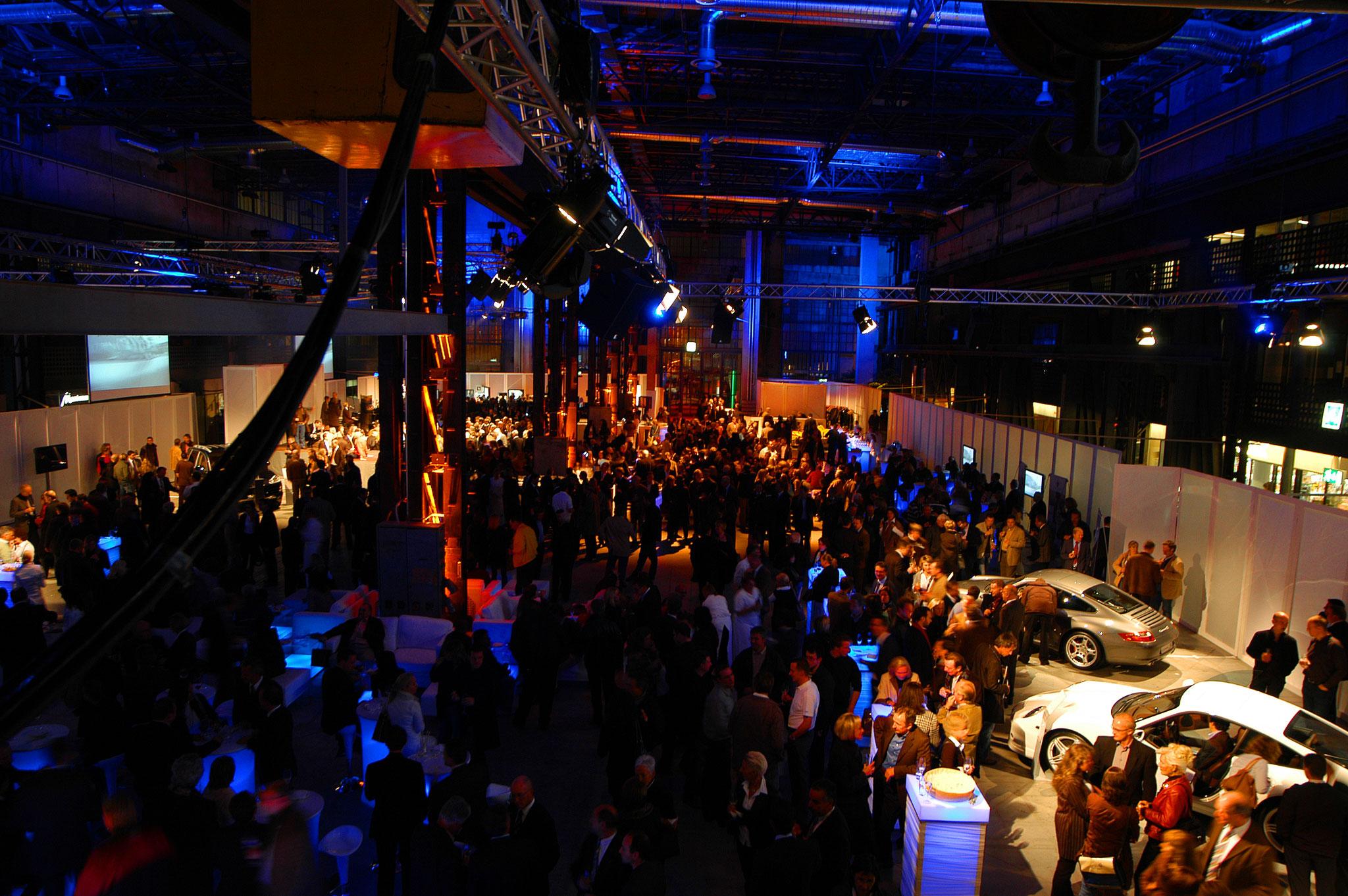 AMAG Porsche VIP Event