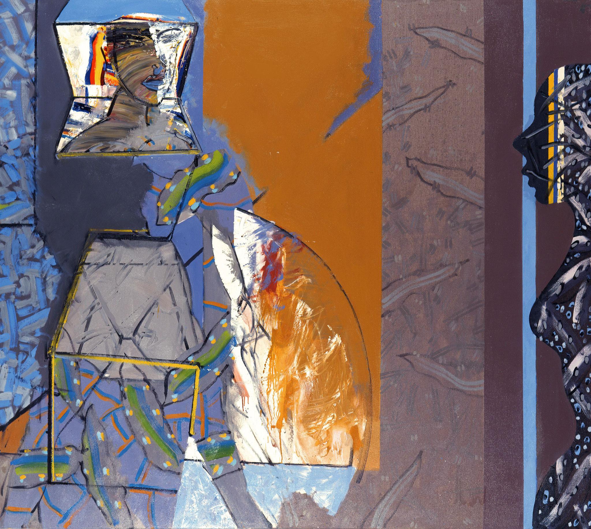 Trapèze en scène - 160x180