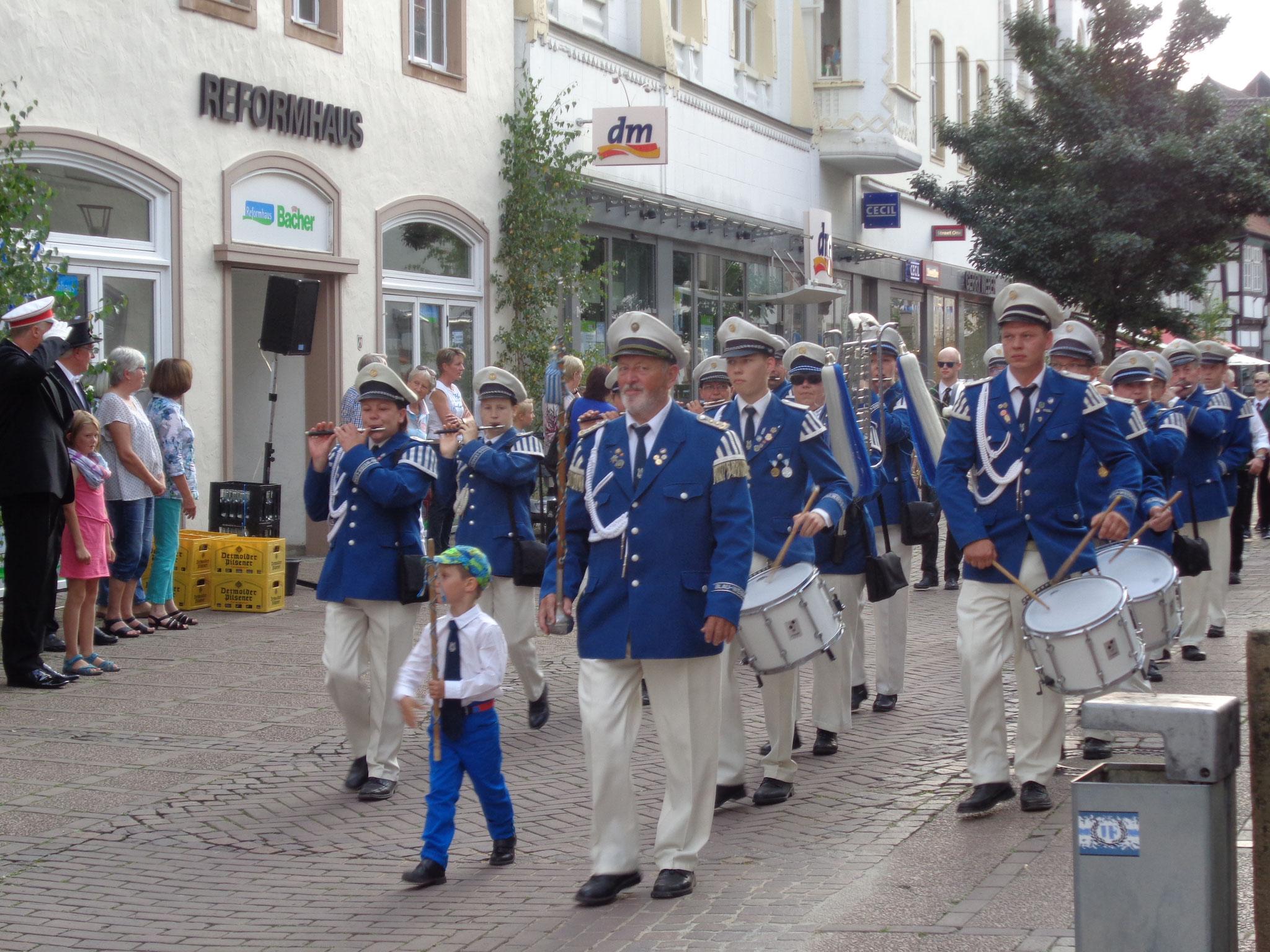 Schützenfest Lemgo