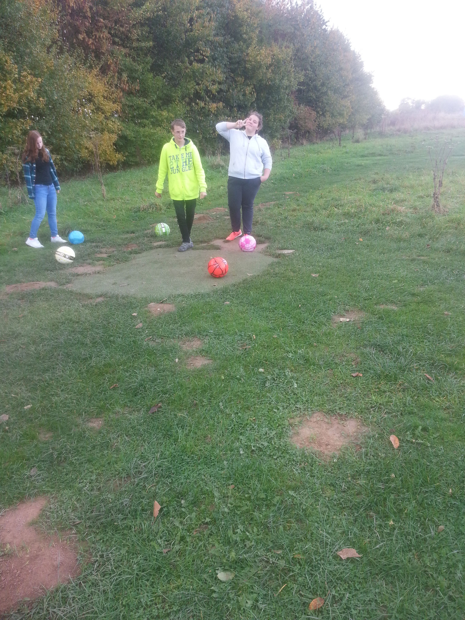 Fußballgolf