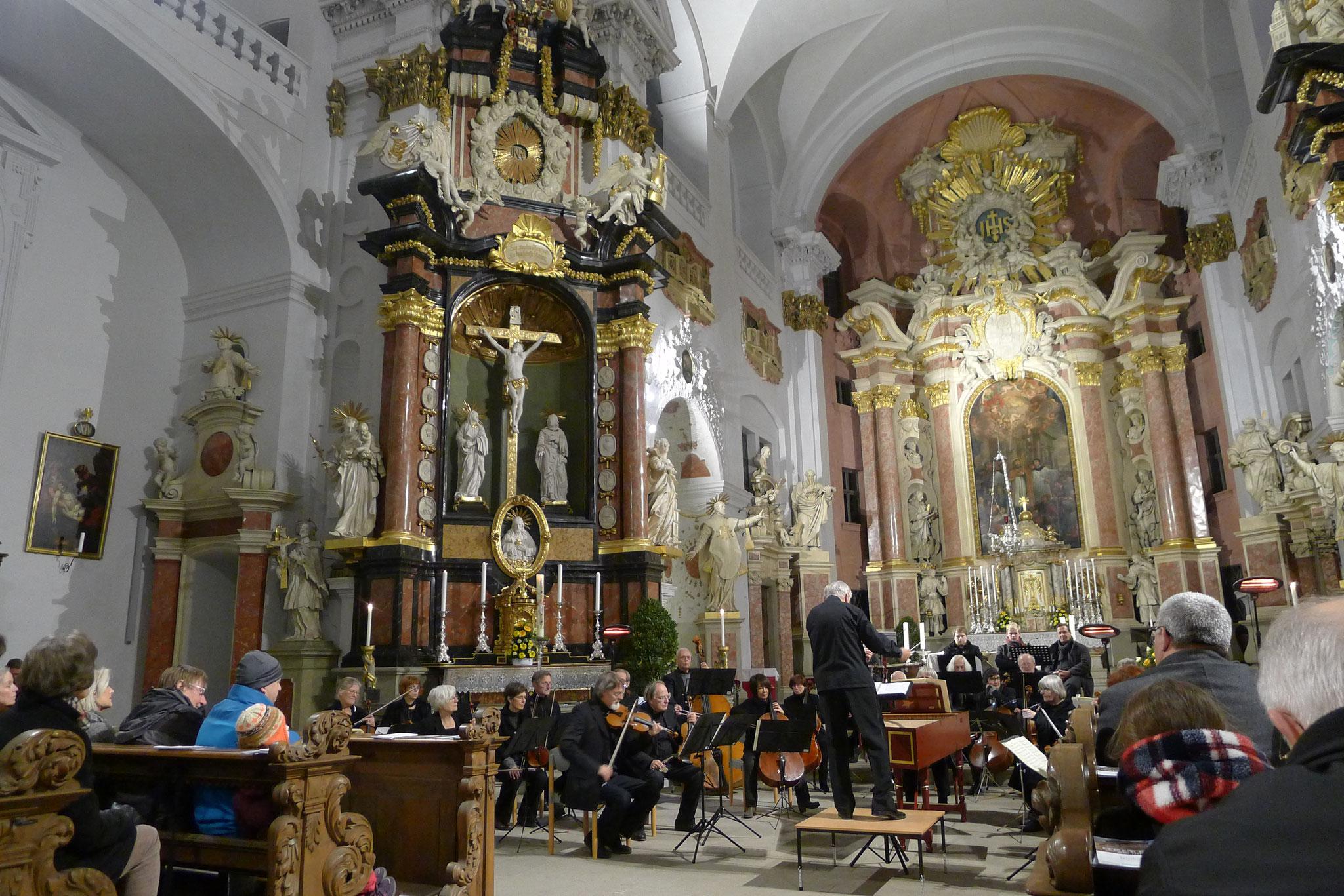Martinskirche Bamberg, 20. November 2016