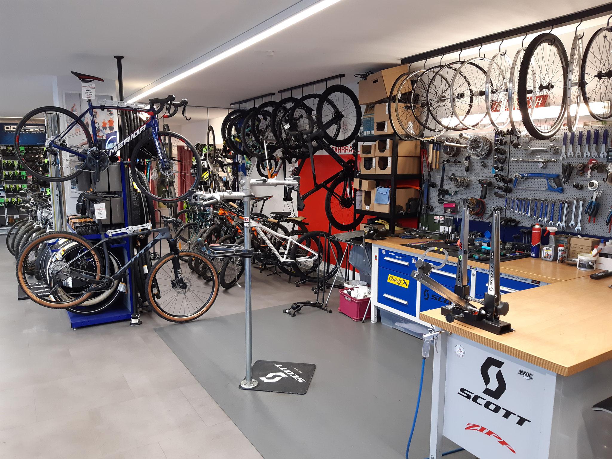 Fahrräder für Alle FAHRRADLADEN INNSBRUCK