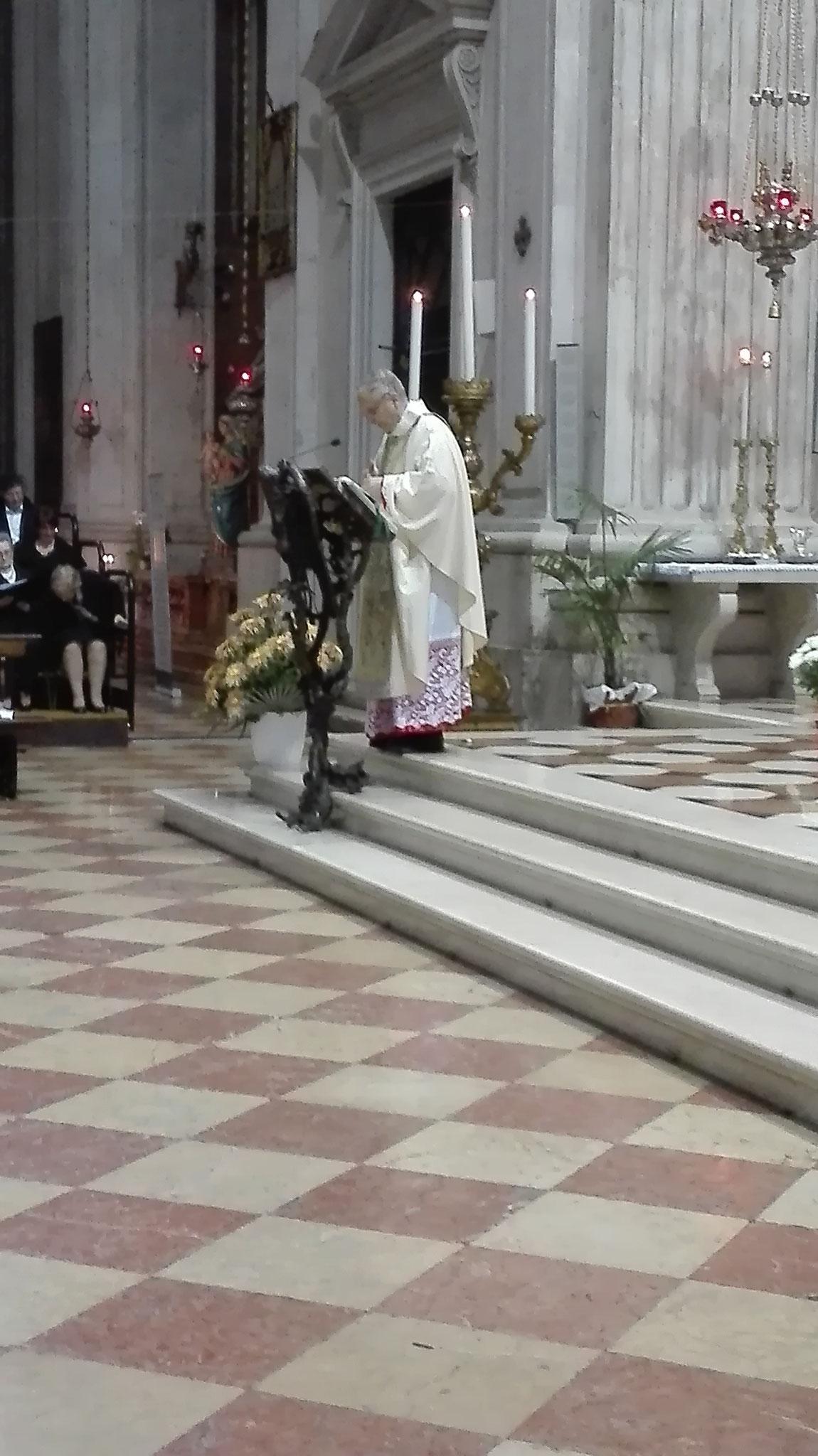 Celebrazione Eucaristica - 1 Novembre