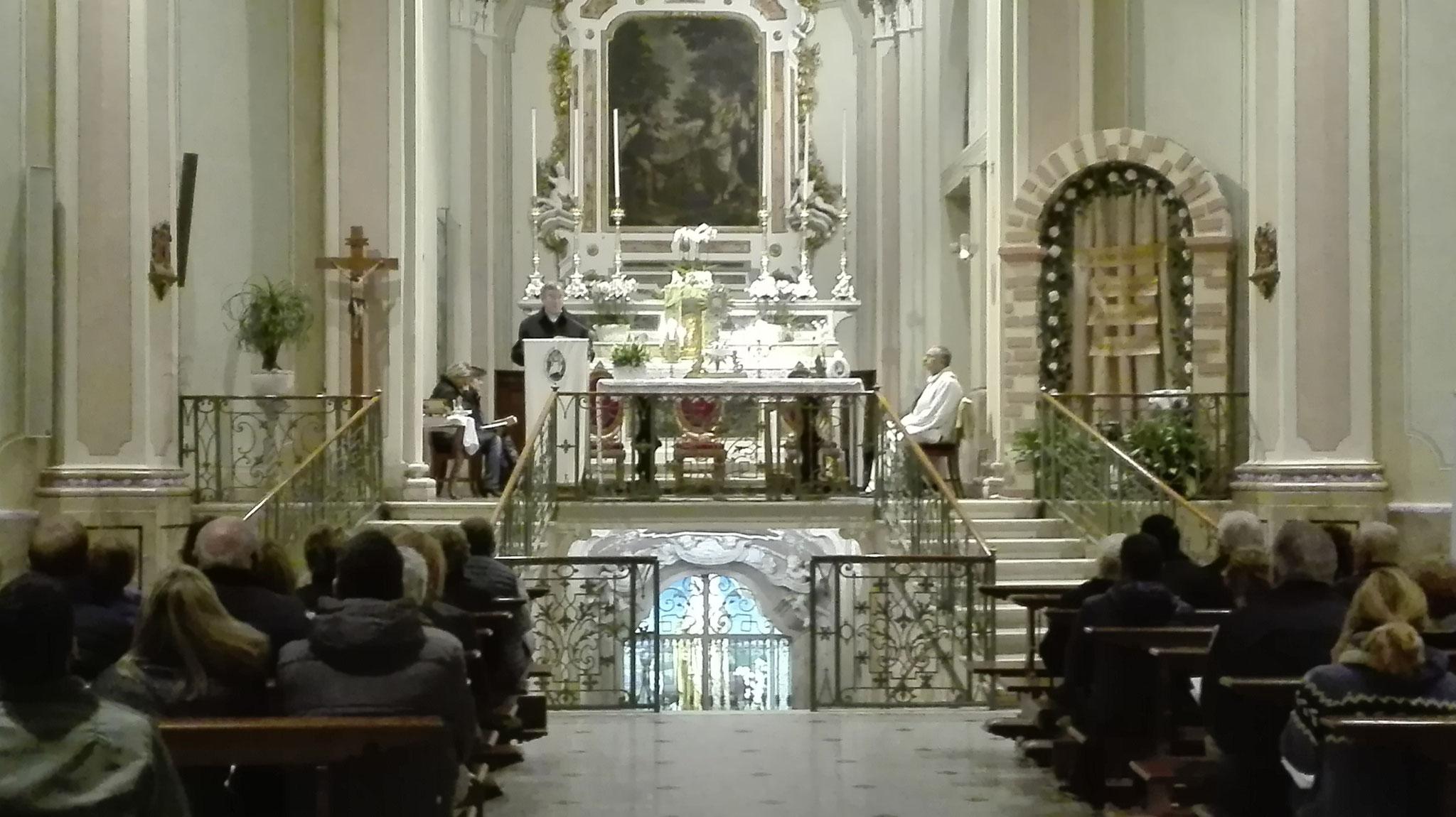 Veglia di Preghiera per la Santificazione Universale