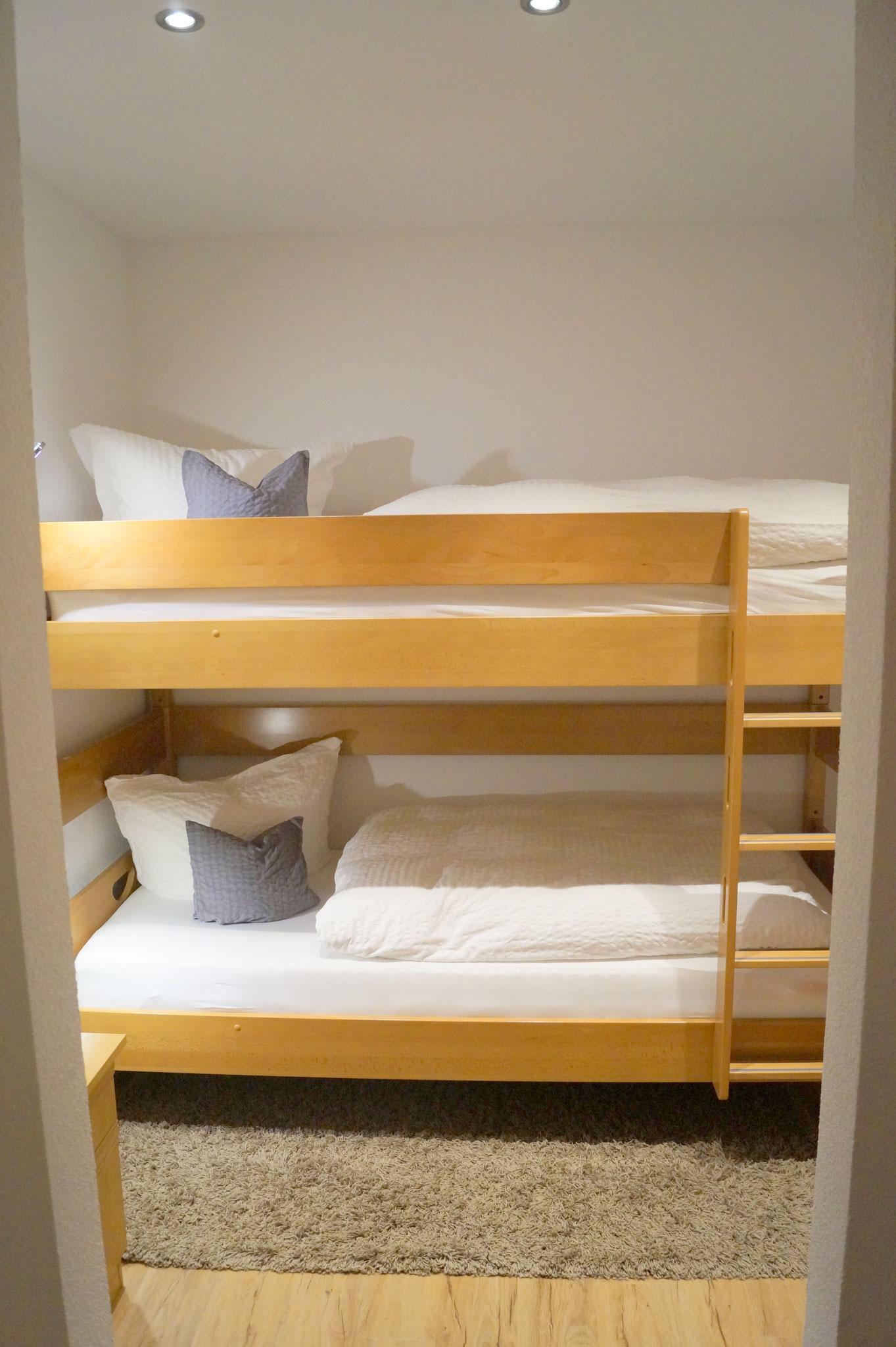 Stockbett für Klein und Groß
