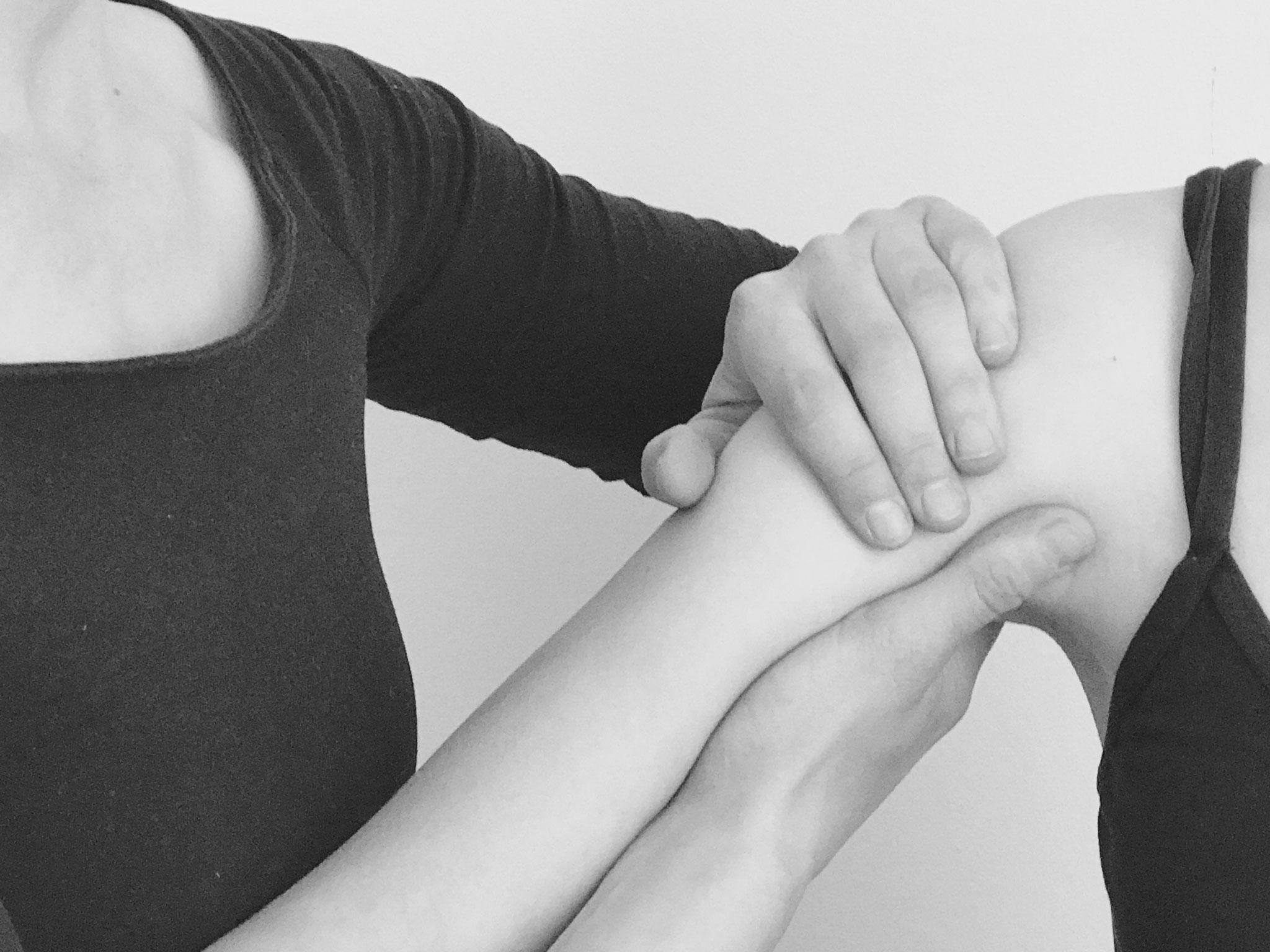 Die Hände-modernstes Werkzeug für Ihre Gesundheit