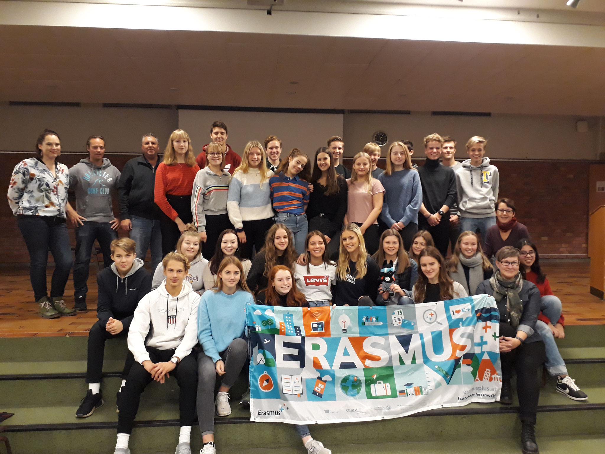 Erasmus Flag on tour: LTTA Norway 2018