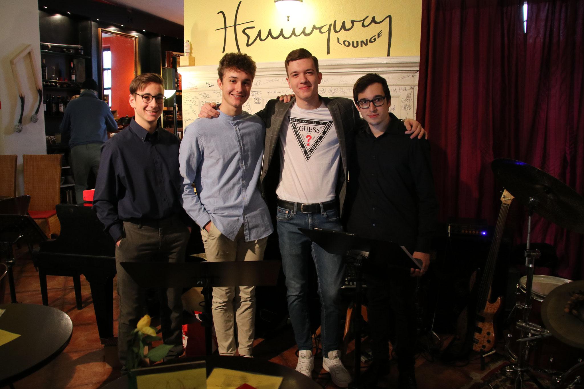 Konstantin Kölmel Jazz-Quartett