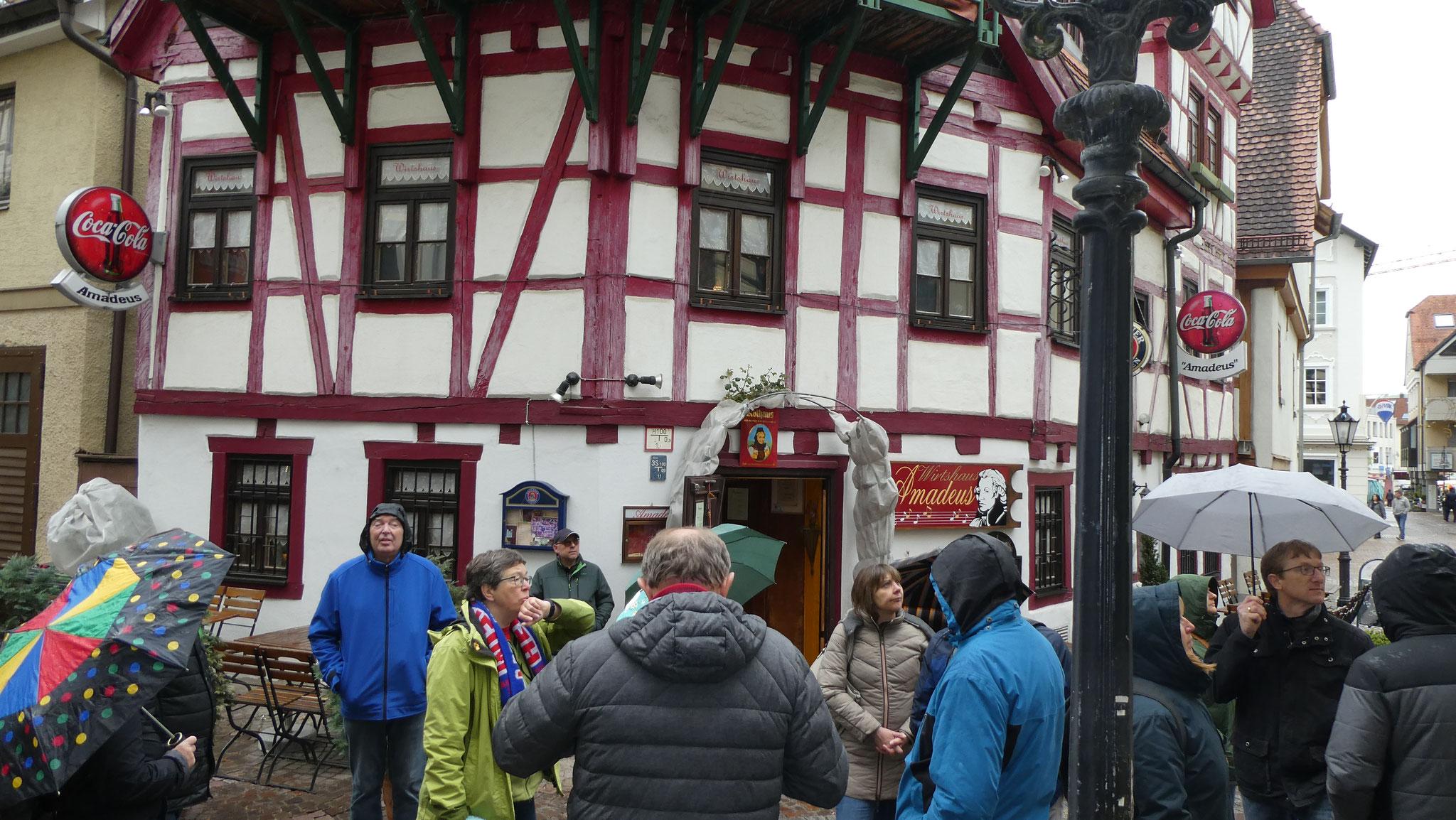 MGV Ausflug nach Heidenheim 2019