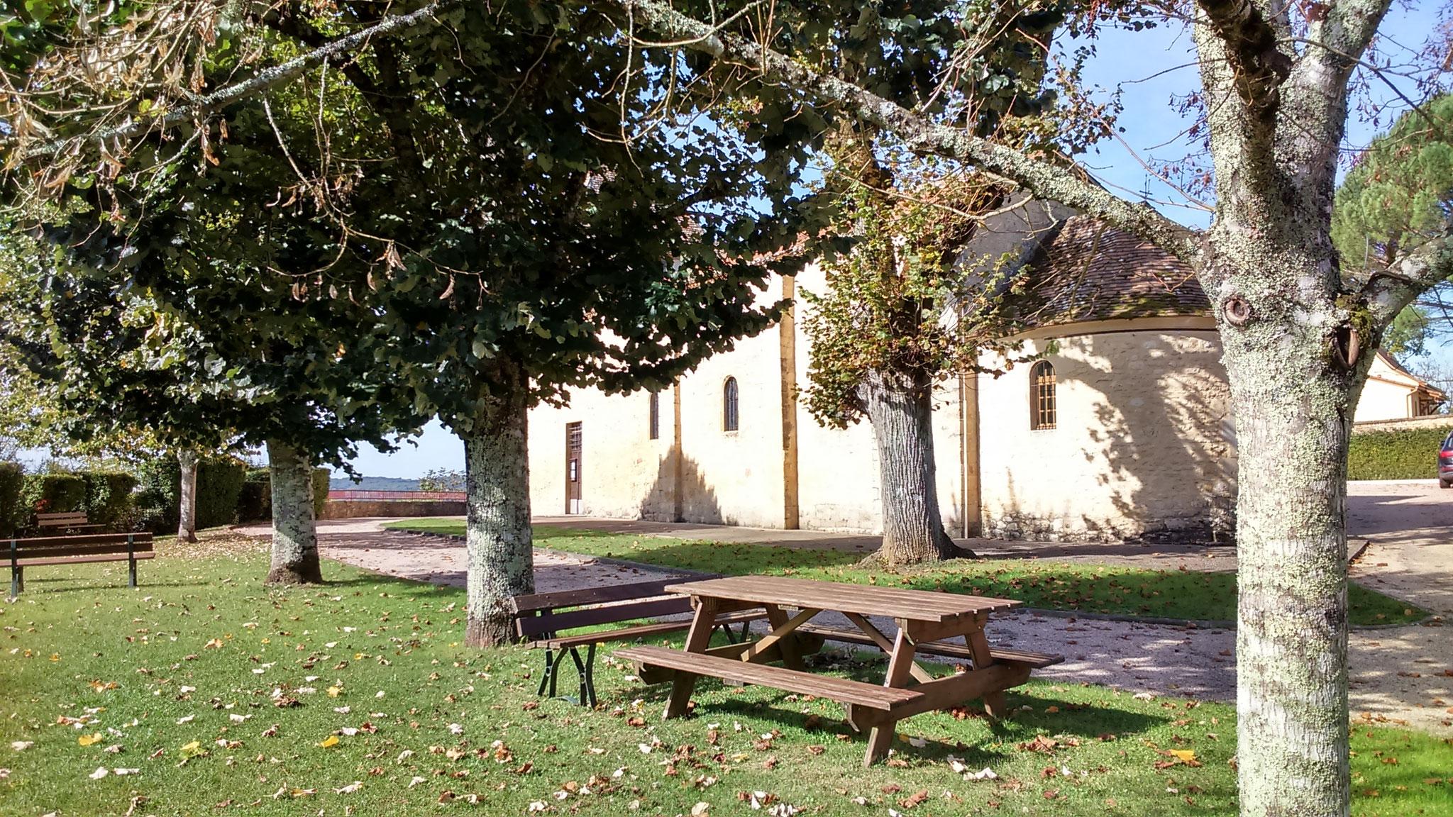 L'Eglise de Calès