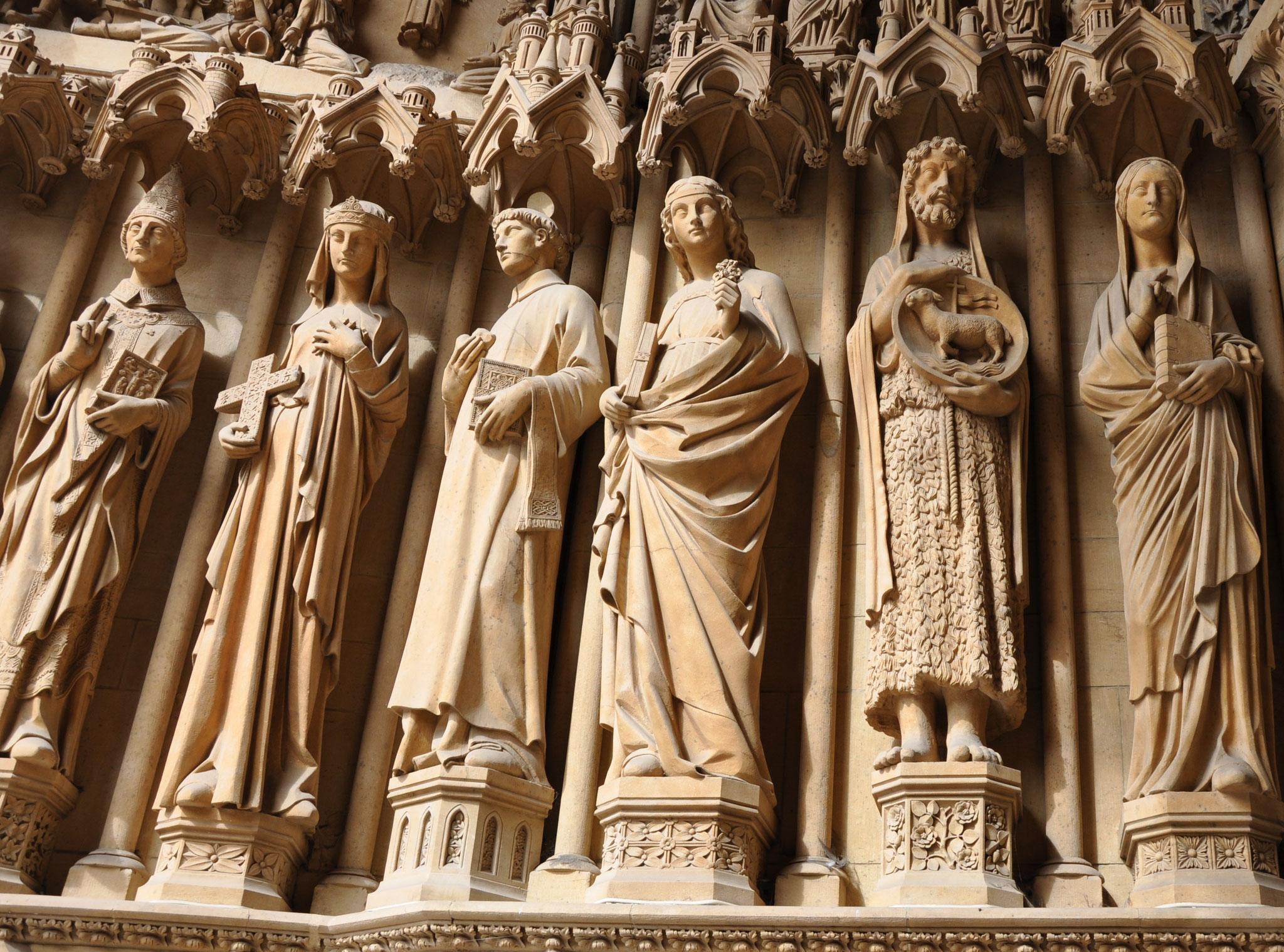 Portail de la cathédrale de Metz, Lorraine