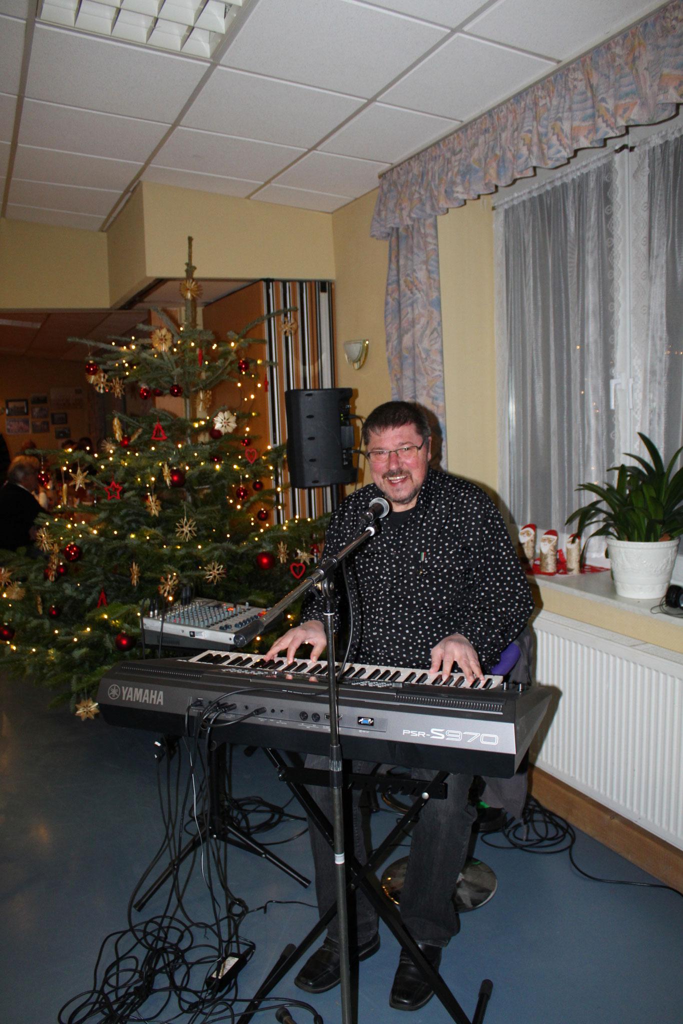 Gerd Zimmermann als Musiker
