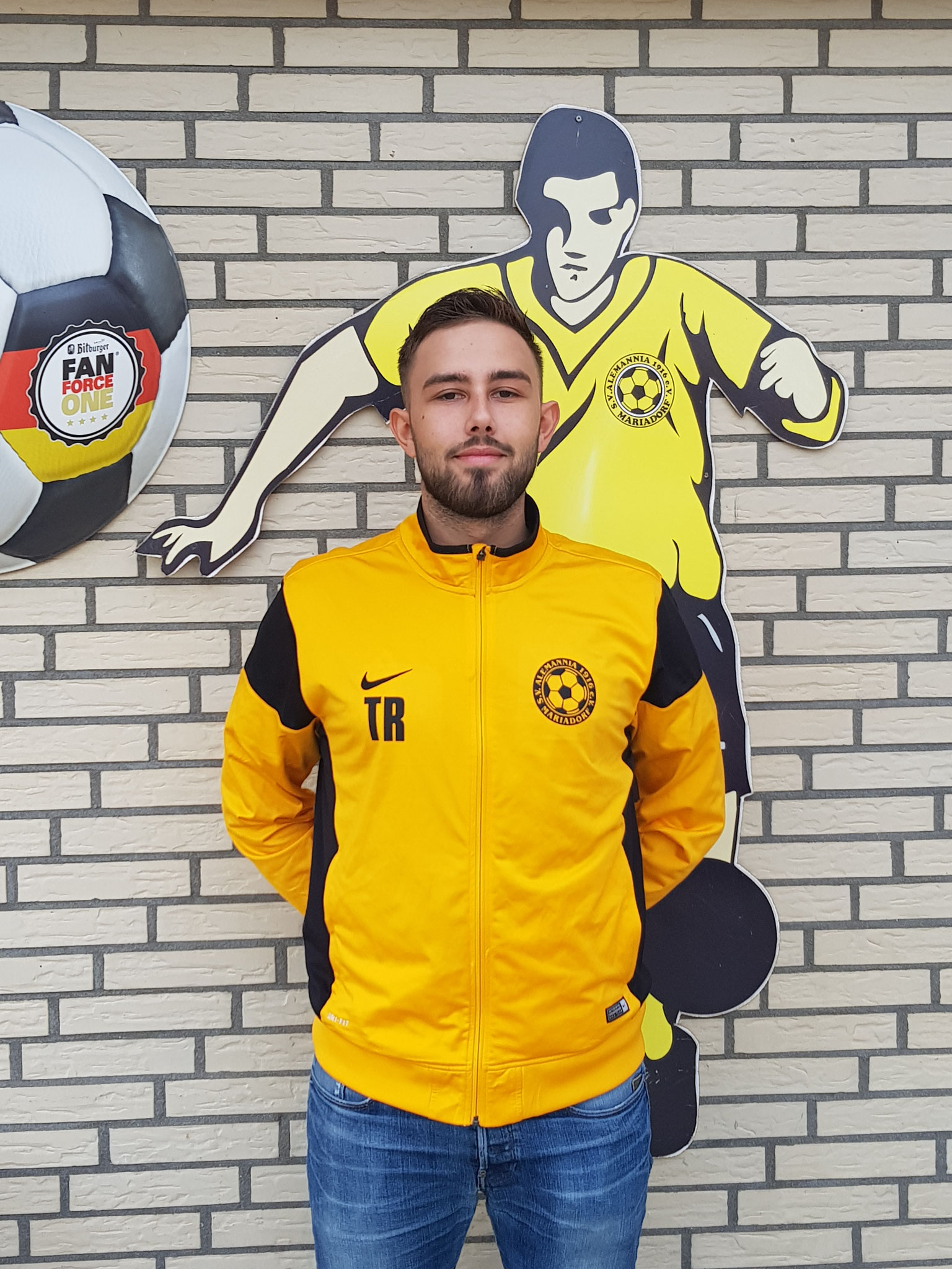 Trainer Jannik Morfeld